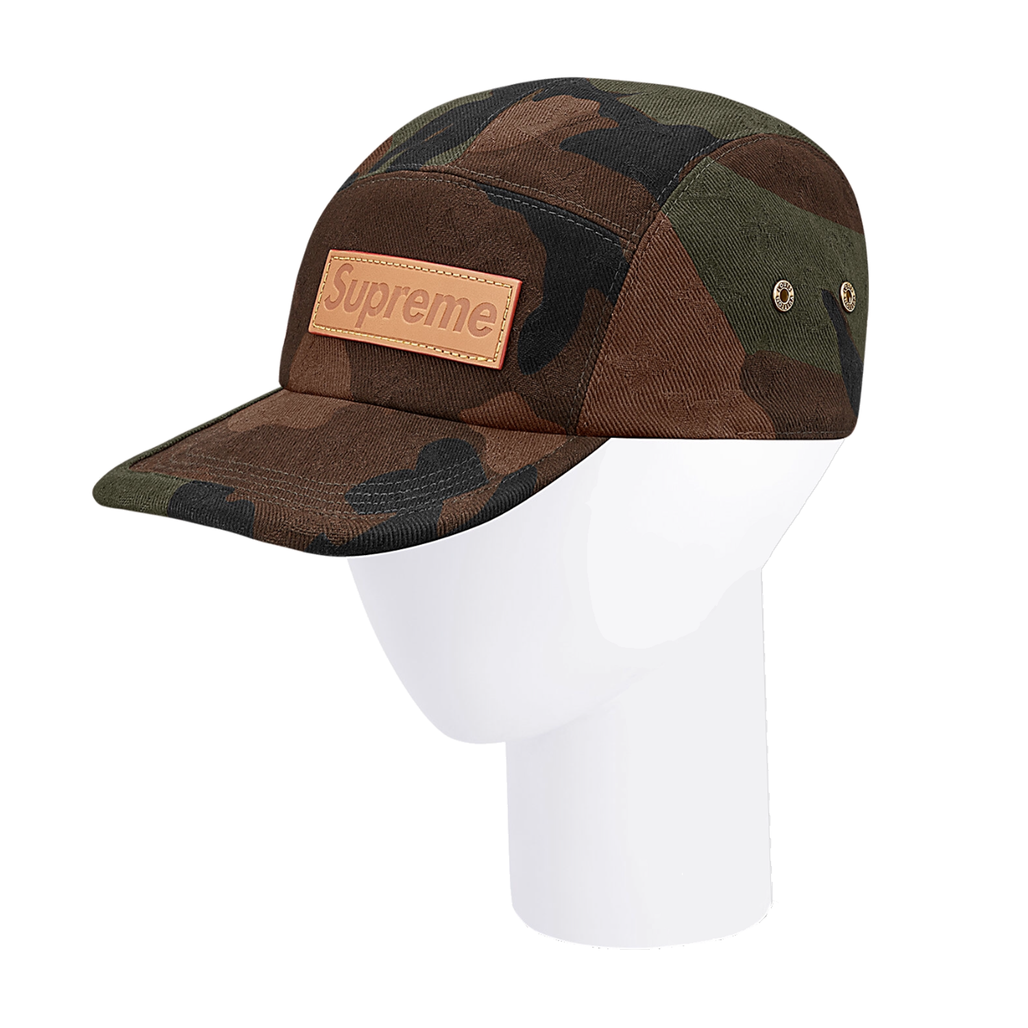 SUPREME 5 PANELS CAP - €350 $515MP1875CAMO