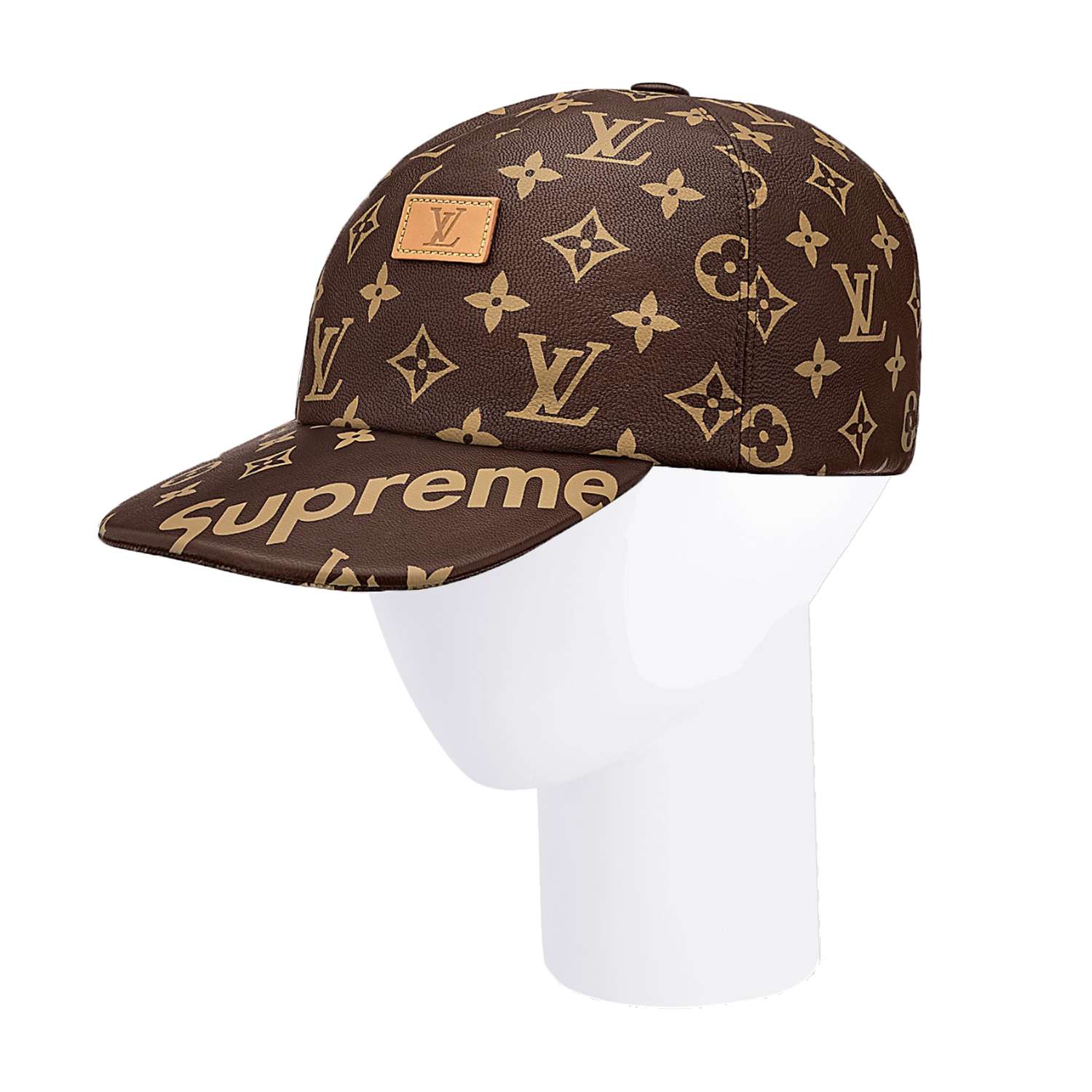 SUPREME STRAPBACK CAP - €495 $730MP1879MONOGRAM