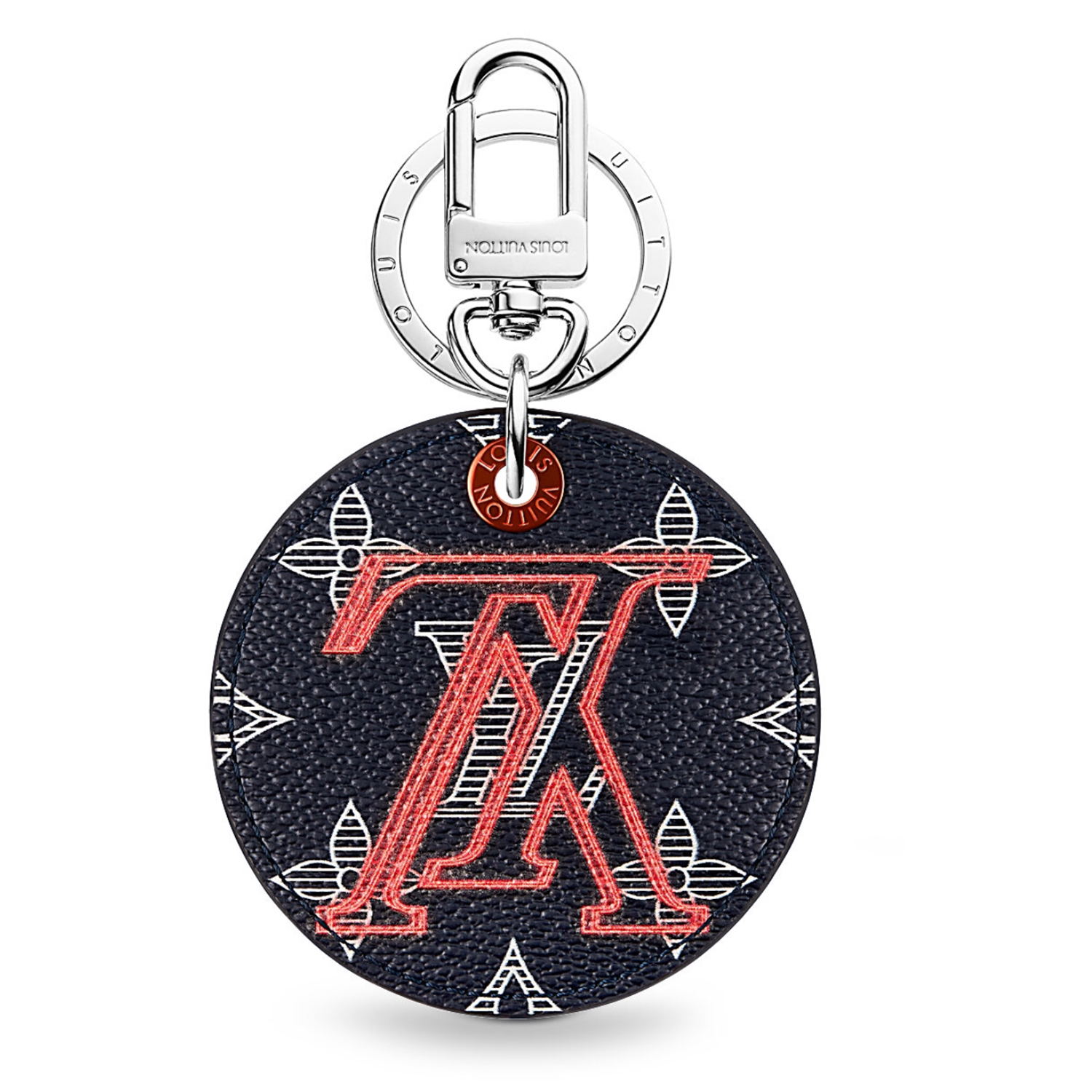 LV UPSIDE DOWN CHARM - €175 $260MP1988MONOGRAM INK