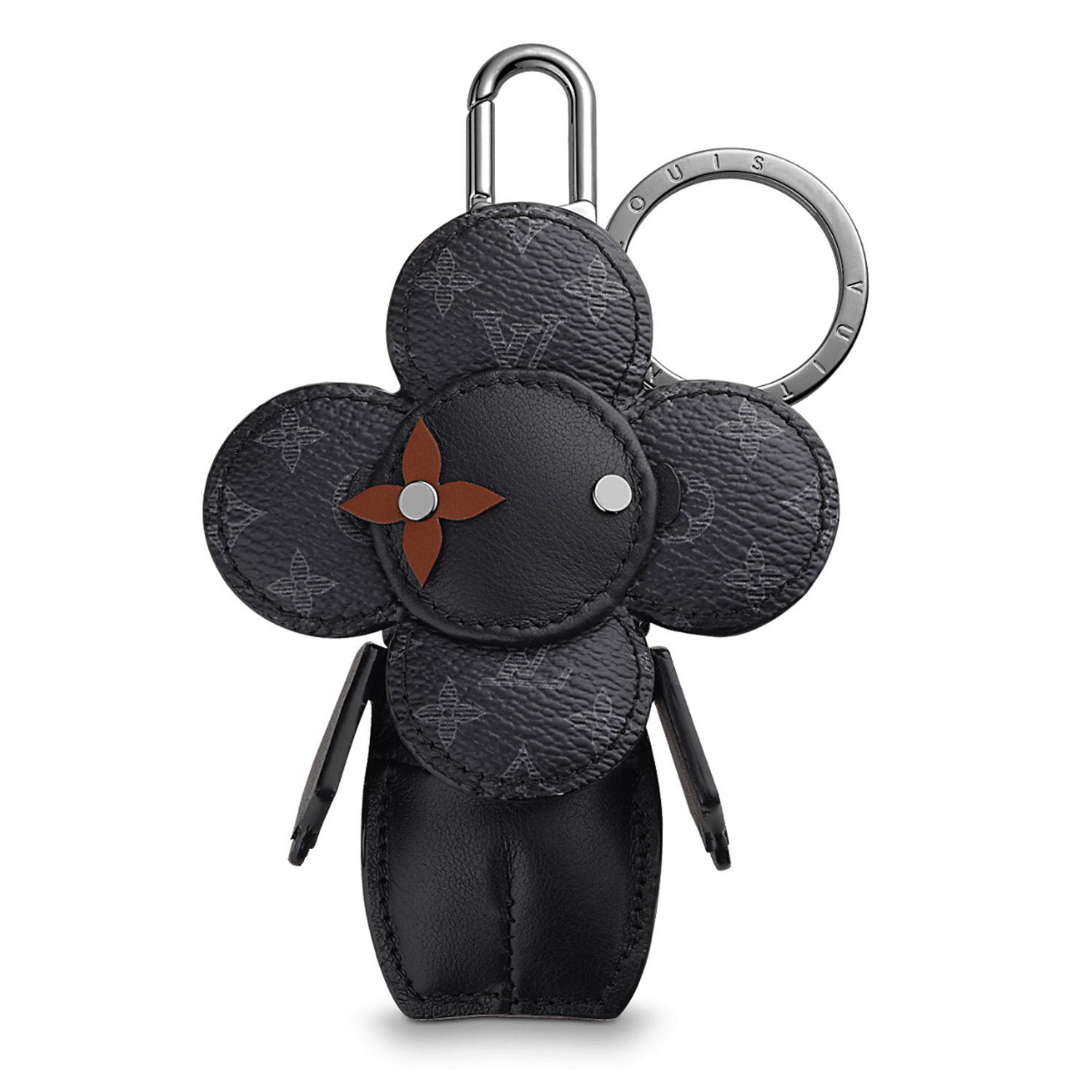VIVIENNE DOUDOUNE CHARM - €350 $515MP1998MONOGRAM INK BLACK