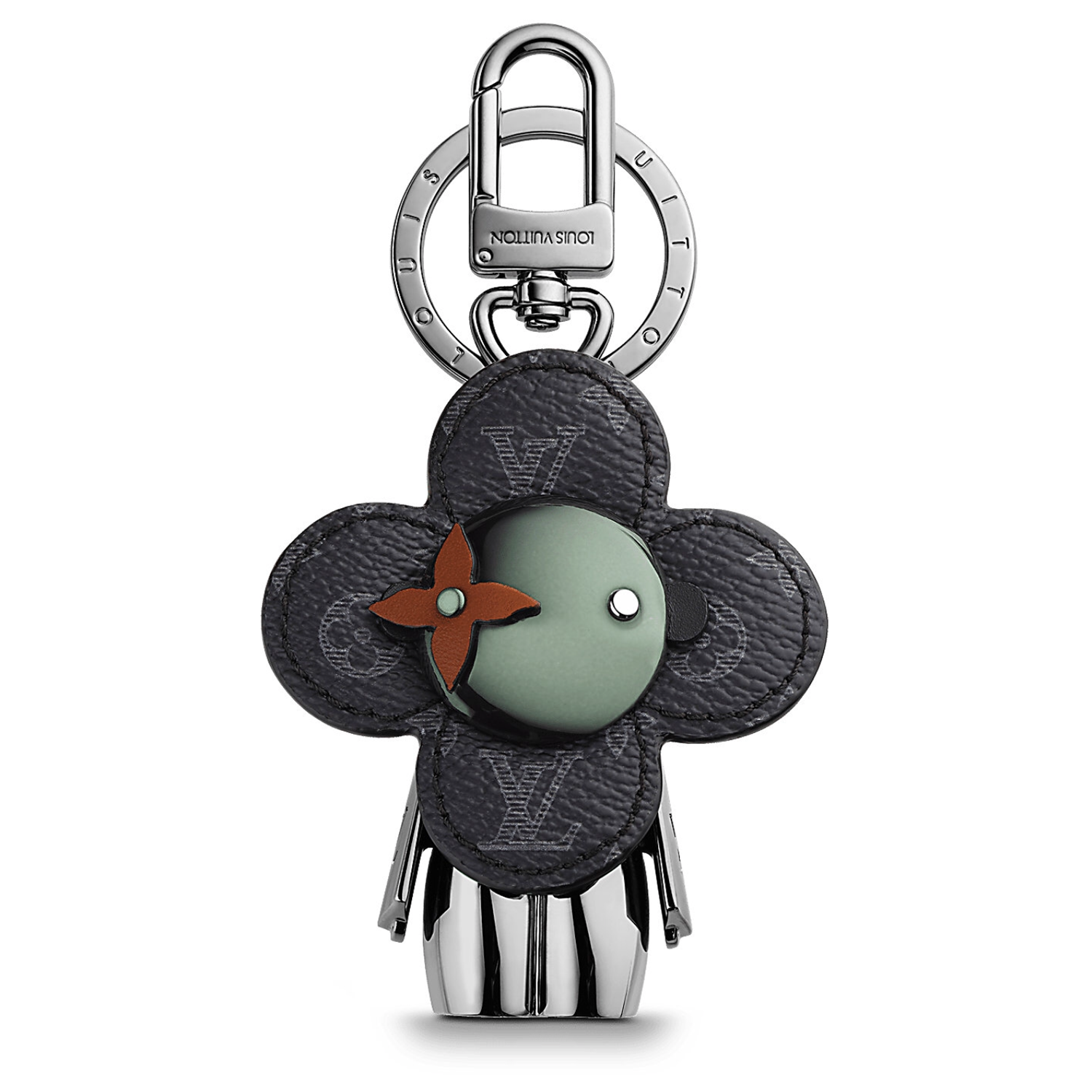 VIVIENNE CHARM - €495 $730MP1991MONOGRAM INK BLACK