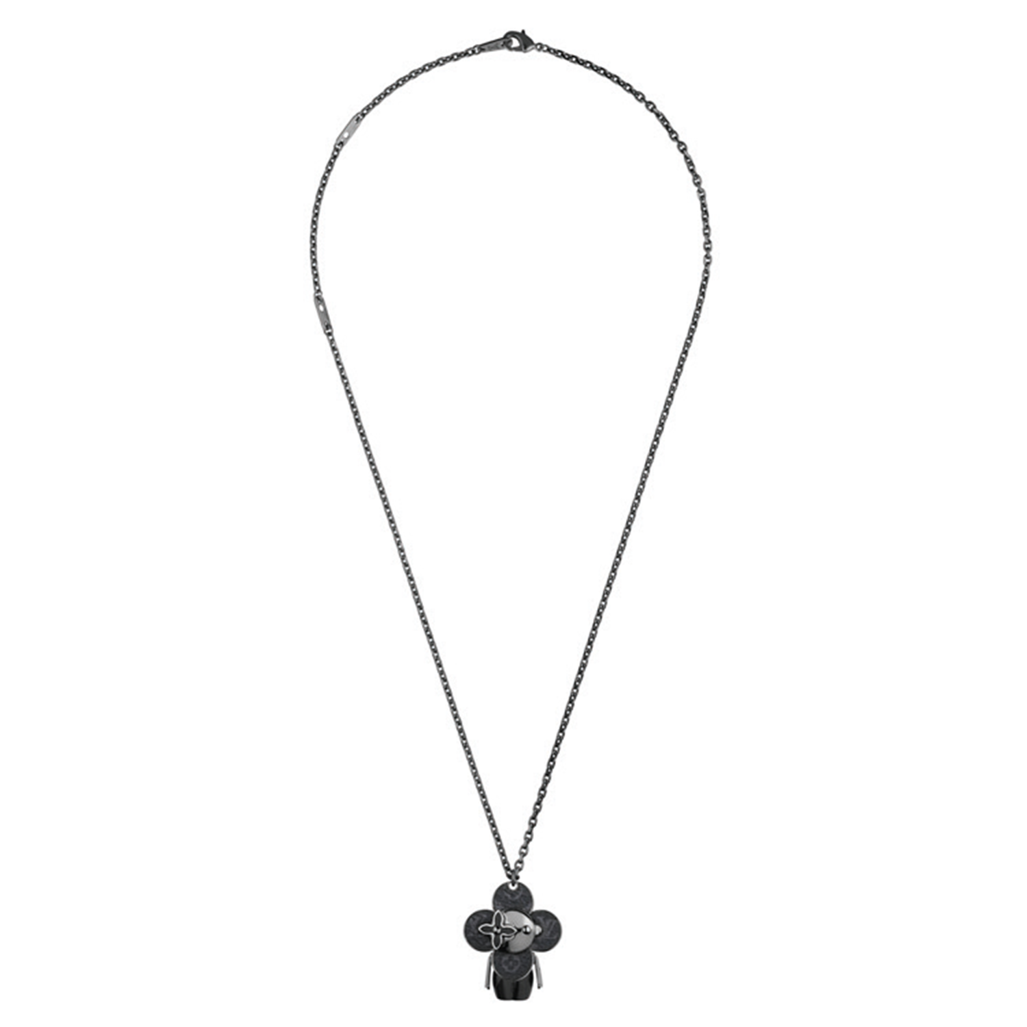 VIVIENNE NECKLACE - €450 $660M62681RUTHENIUM