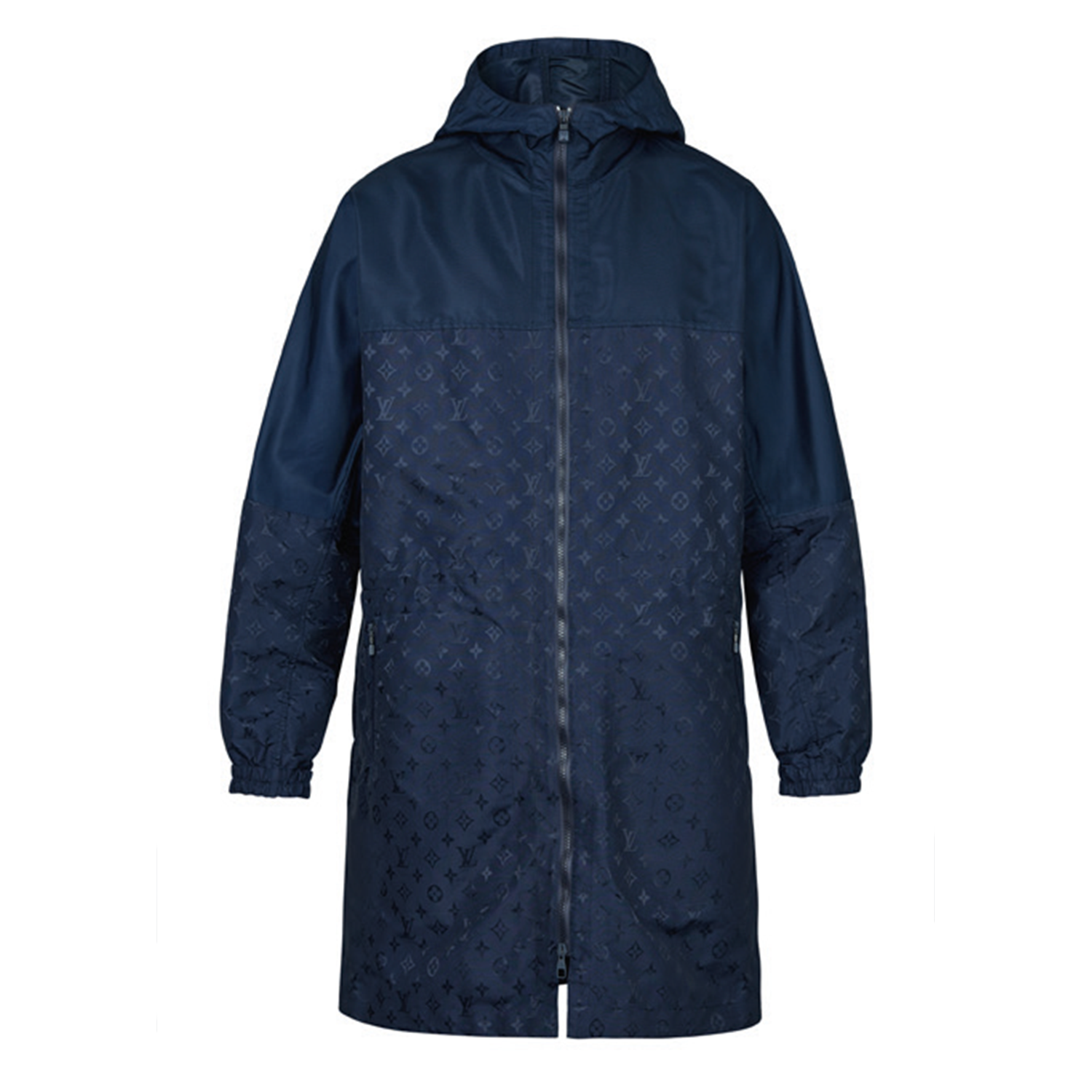 MONOGRAM LIGHTWEIGHT COAT - €2500 $36001A474PMONOGRAM JACQUARD