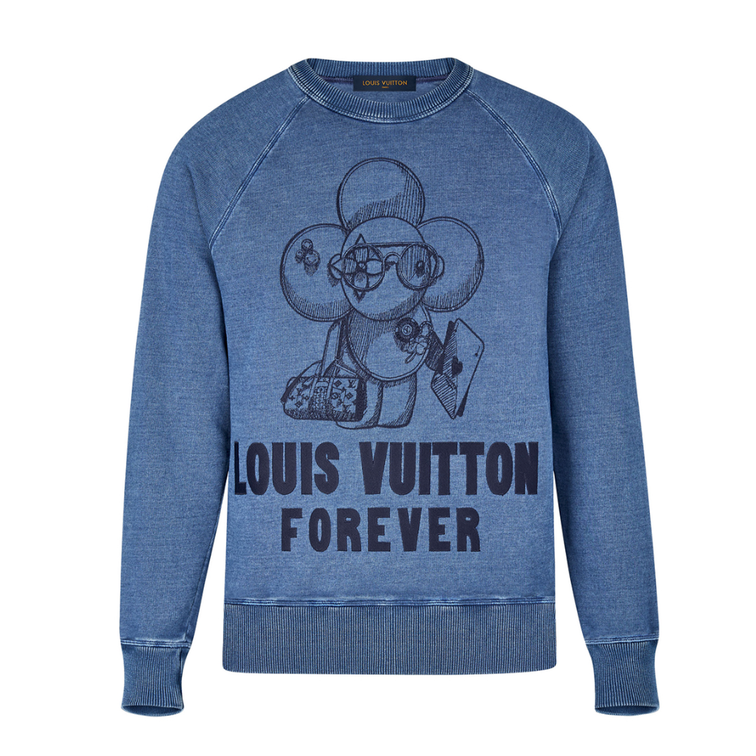 VIVIENNE SWEATSHIRT POP UP - €790 $11401A46VTBLUE