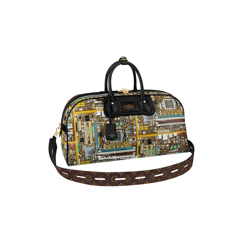 BOWLING BAG - €3480 $4600M52590JAUNE