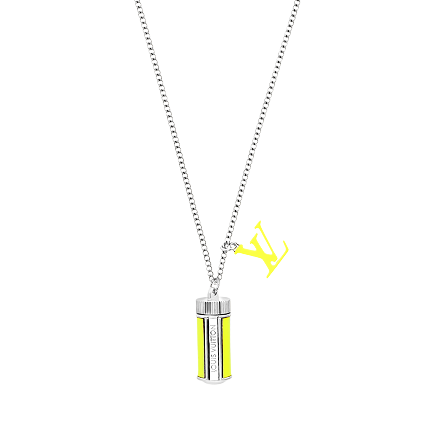 LV FLUO NECKLACE - €350 $515MP2143JAUNE
