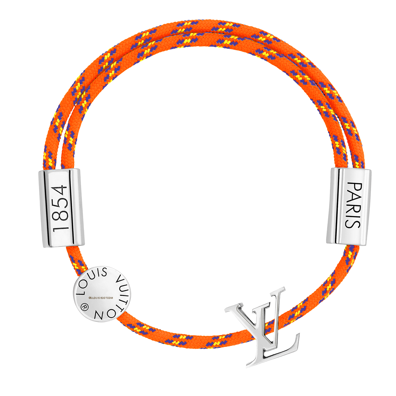 LV FLUO BRACELET - €195 $290MP2144ORANGE