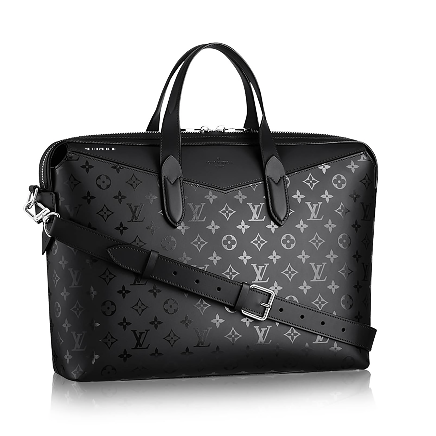 BRIEFCASE EXPLORER - €2700 $M40529MONOGRAM ILLUSION