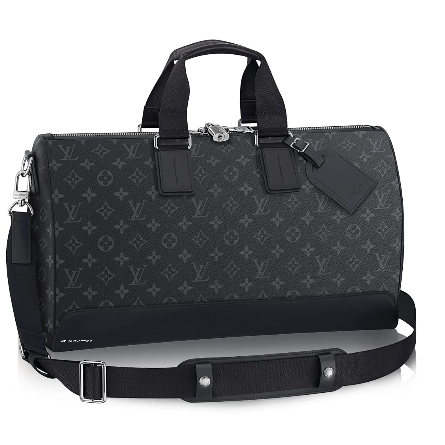 KEEPALL VOYAGER - €2170 $M43038MONOGRAM ECLIPSE