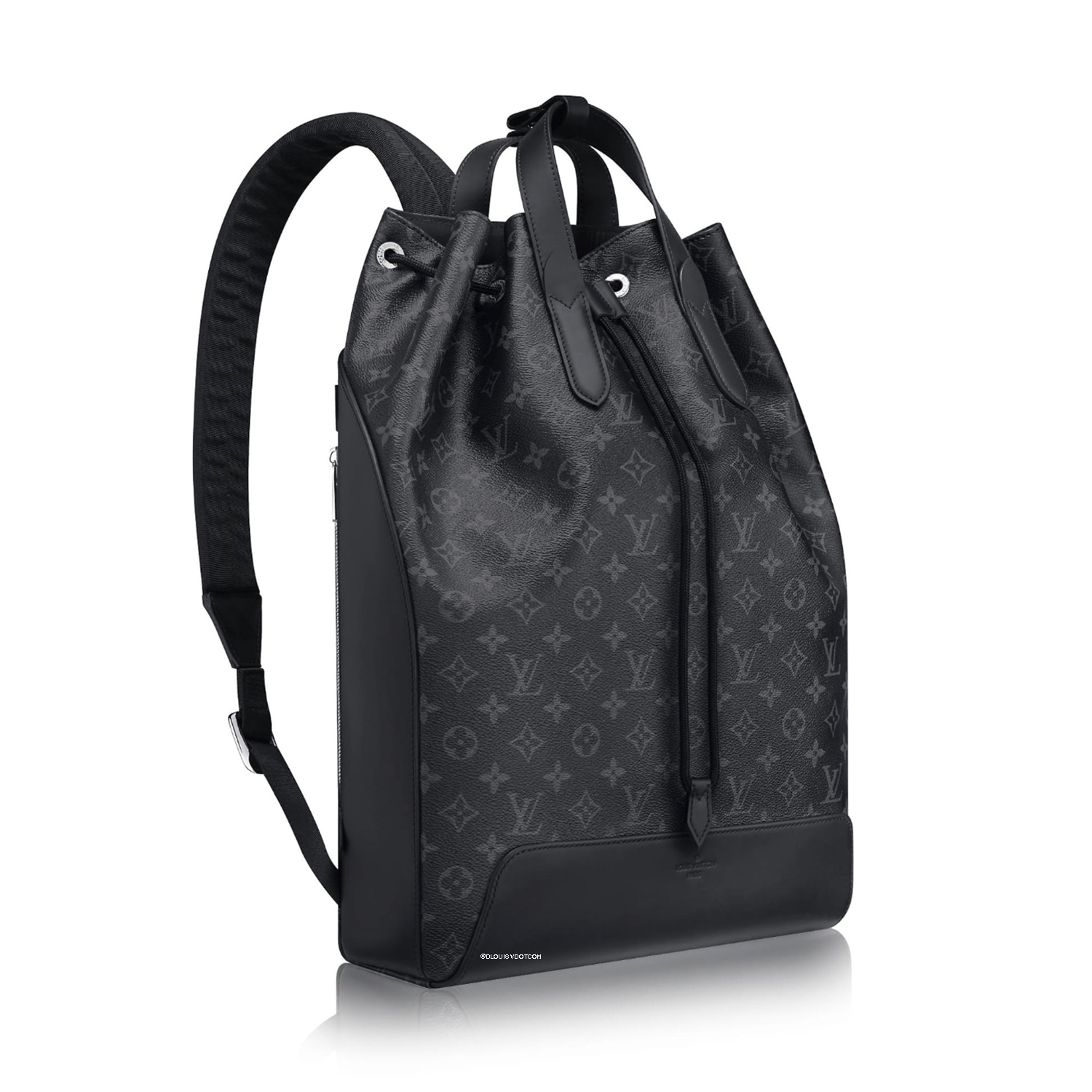 BACKPACK EXPLORER - €2010 $M40527MONOGRAM ECLIPSE