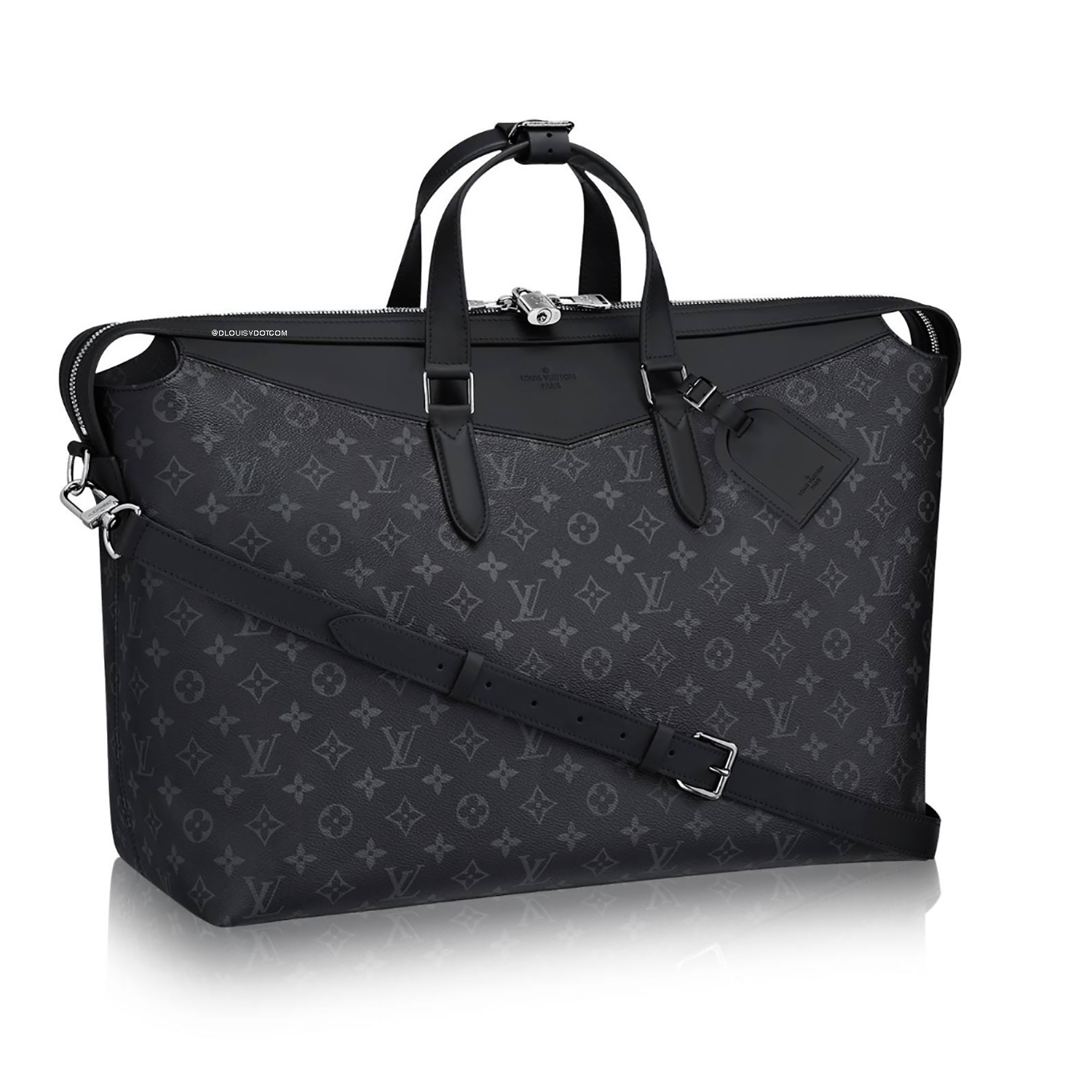 TRAVEL BAG VOYAGER - €1870 $M58870MONOGRAM ECLIPSE