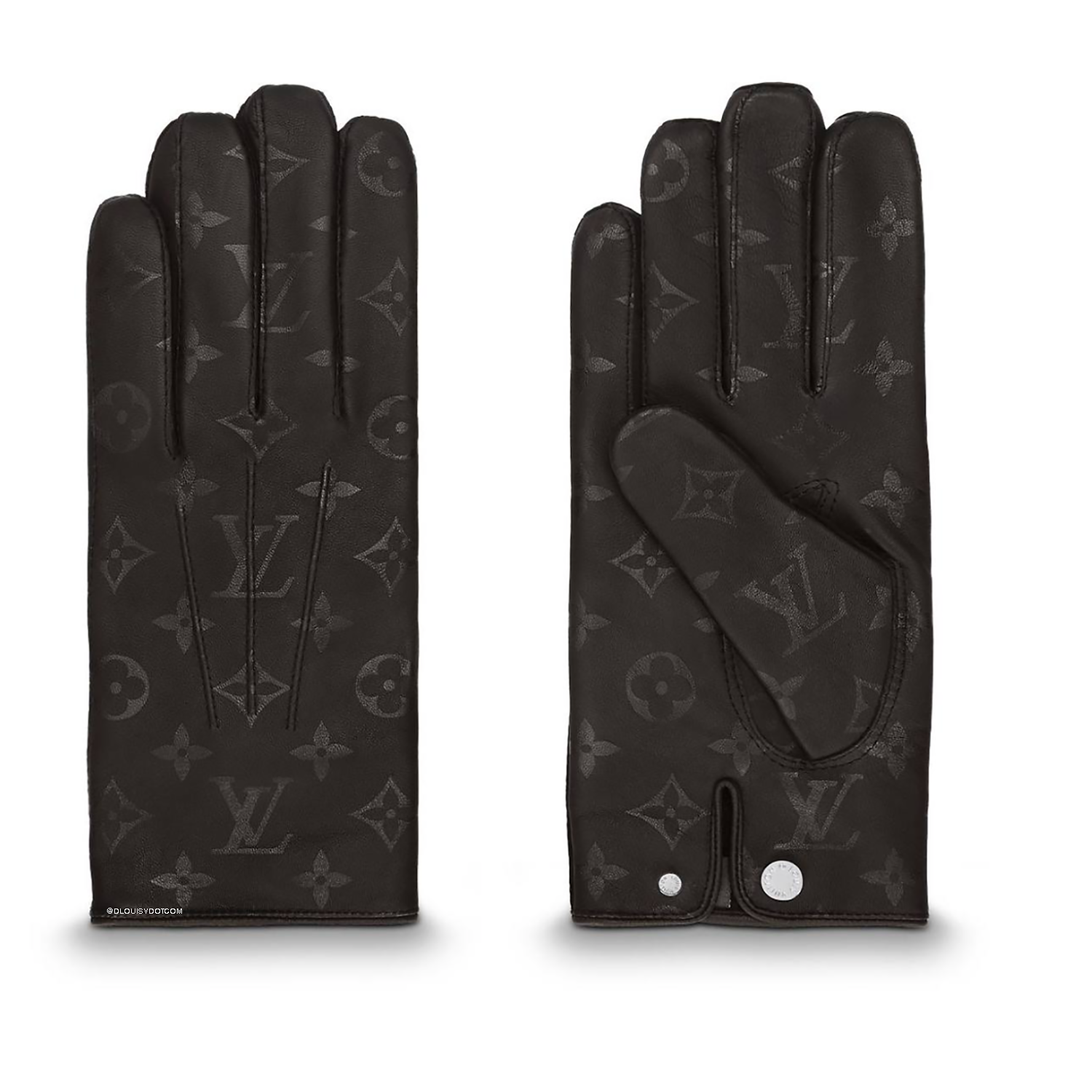 MONOGRAM ILLUSION GLOVES - €550 $MP1809MONOGRAM ILLUSION