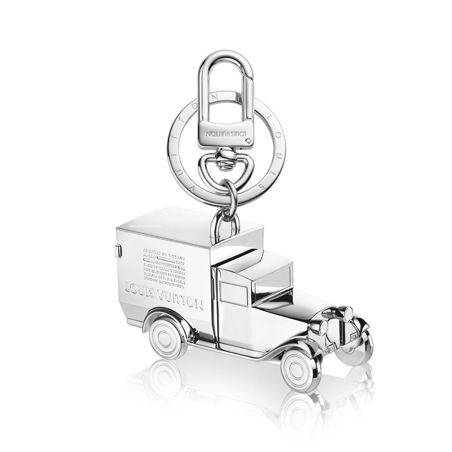 TRUCK BAG CHARM - €650 $MP1800PALLADIUM
