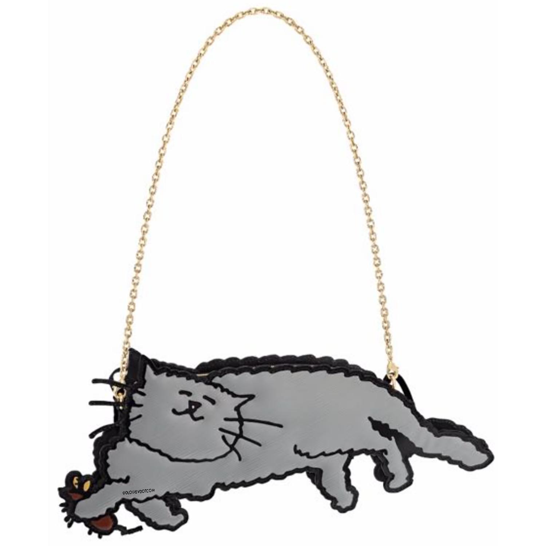 cat clutch - €1520 $2050m53165gris