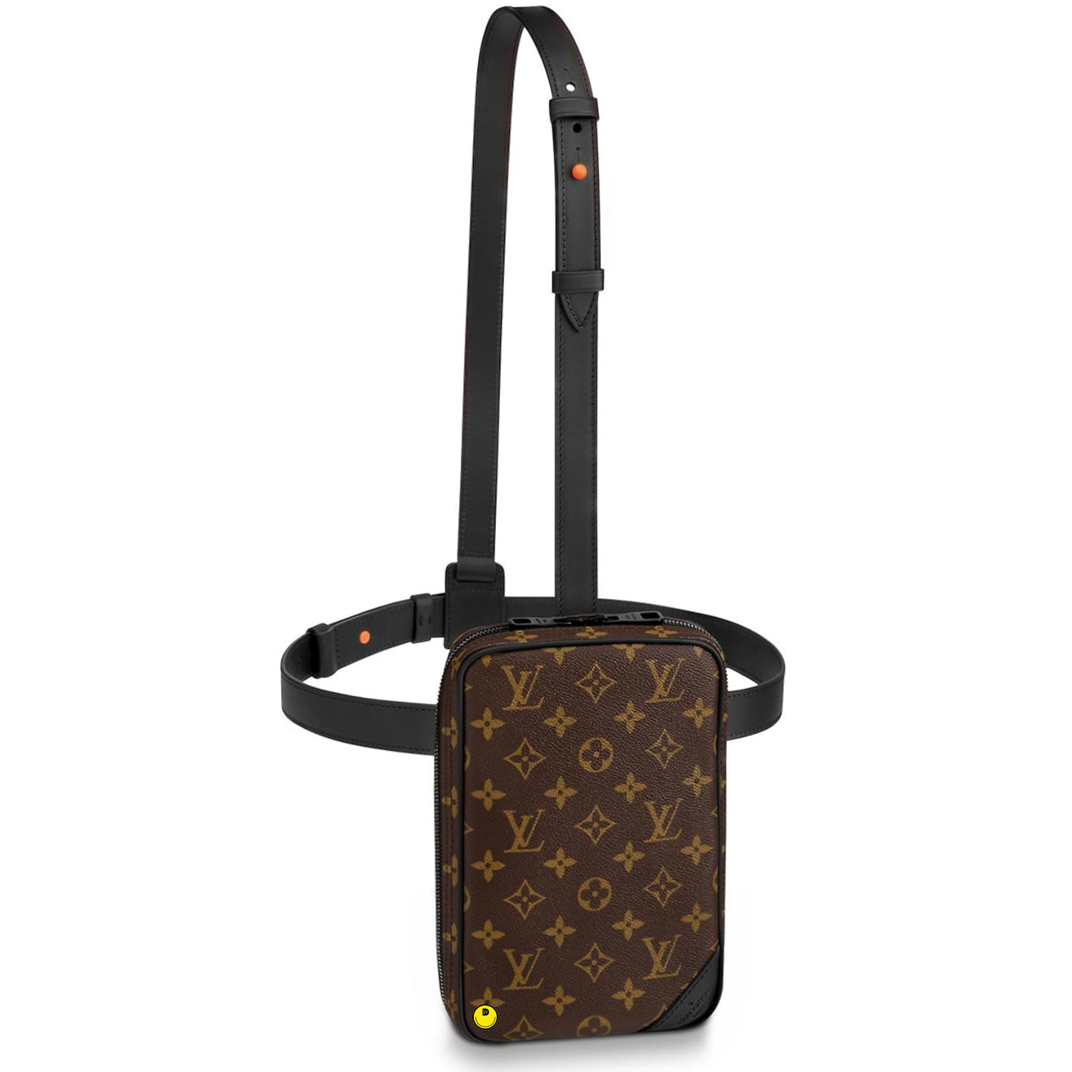 SIDE UTILITY BAG - €1490 $2010M44428MONOGRAM SOLAR RAY