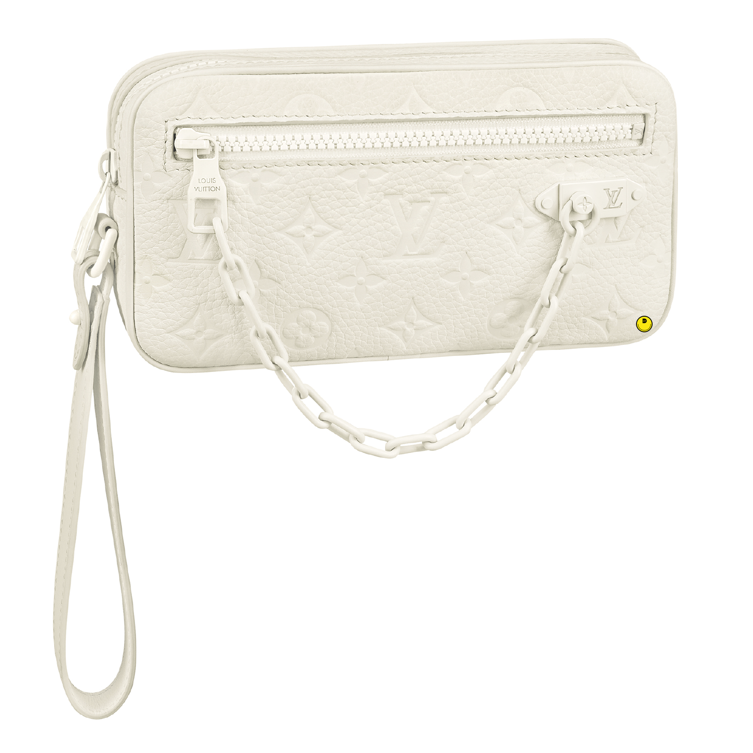 POCHETTE VOLGA - €1320 $1940M53258powder white