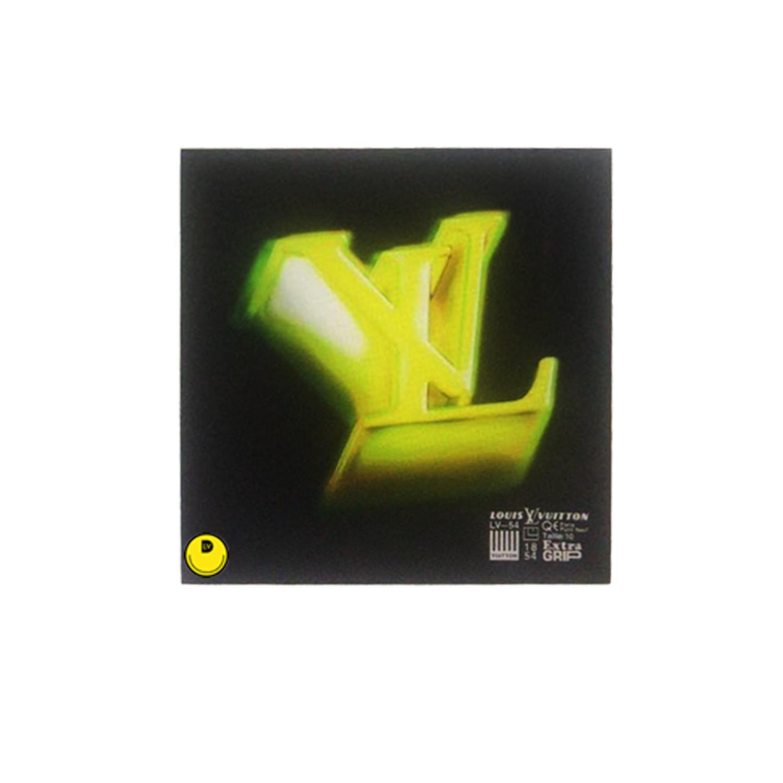 LV 3D BANDANA - €200 $295MP2312NOIR