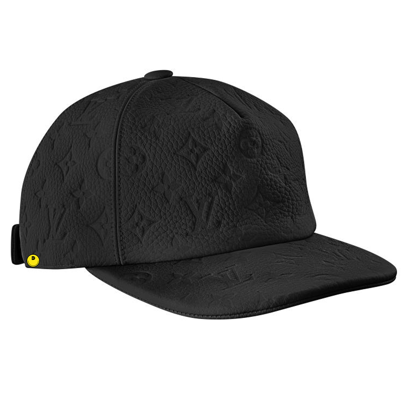 LEATHER CAP - €695 $1020MP2320NOIR