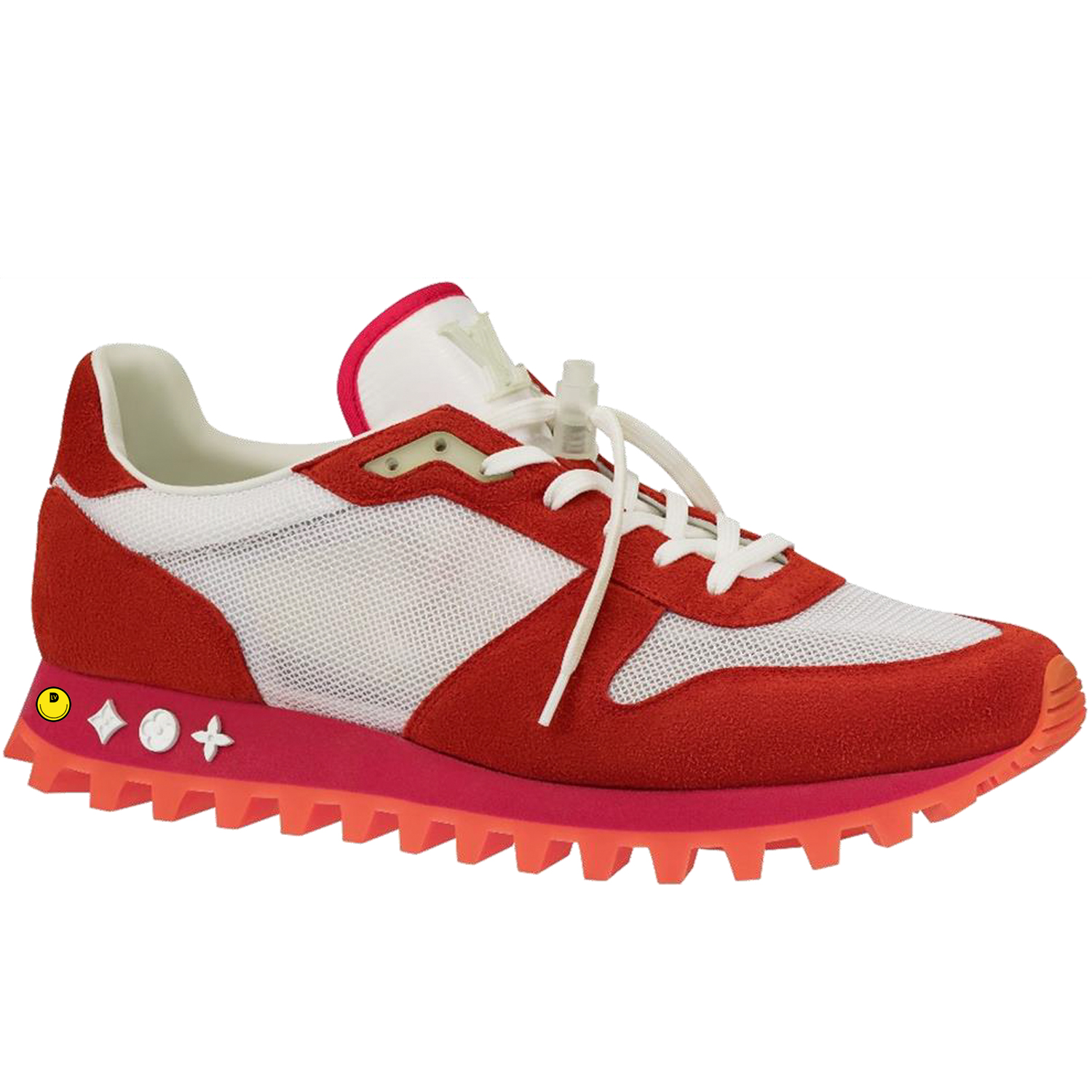 RUNNER SNEAKER - €750 $10201A54Jrrouge