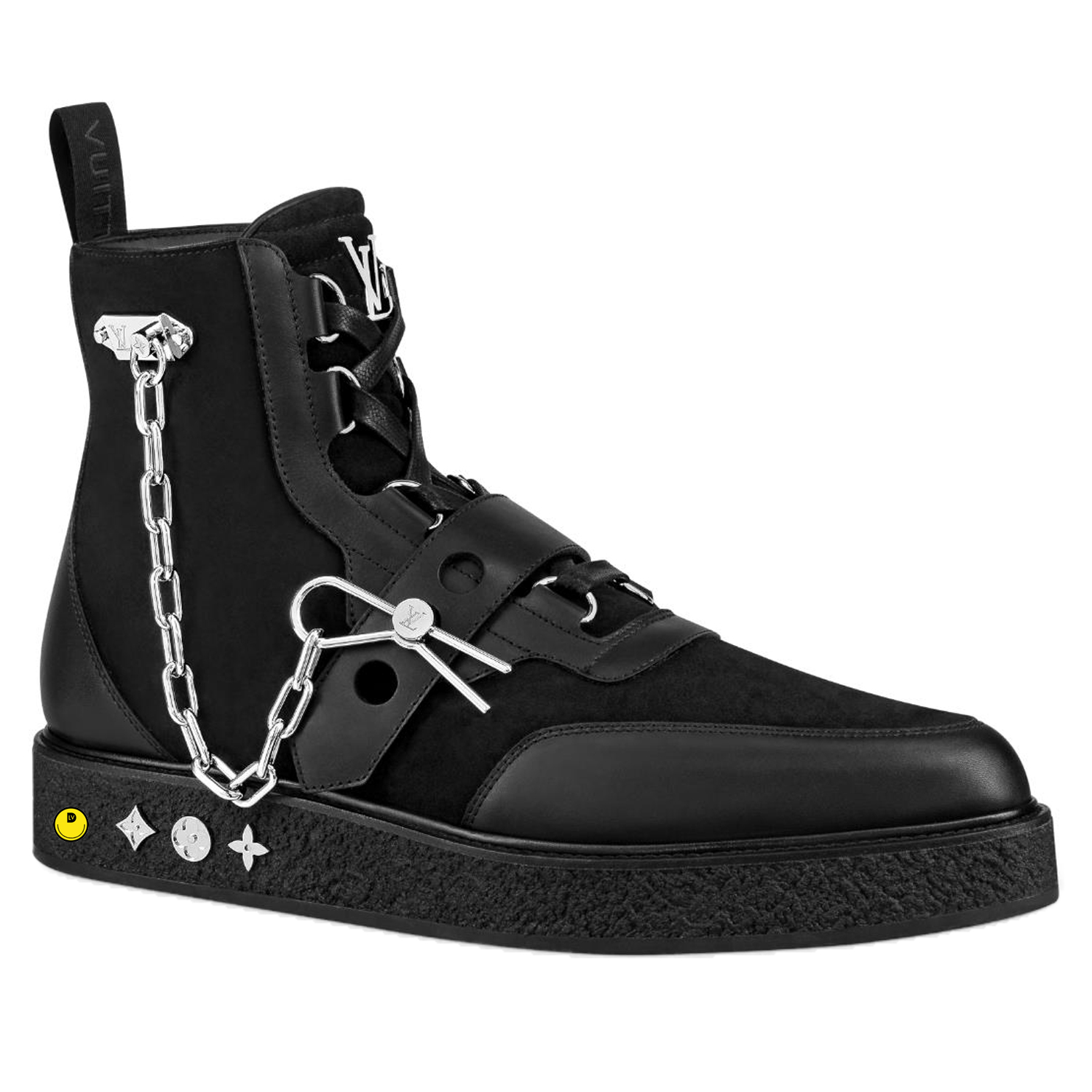 CREEPER BOOT - €1490 $20201A54C1NOIR