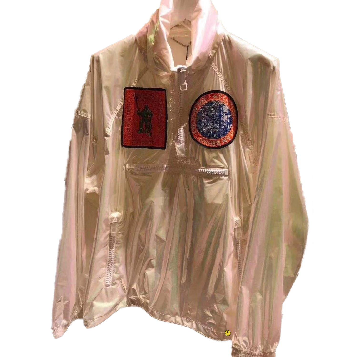 PATCHES WINDBREAKER - €2900 $1A53EBBLANC