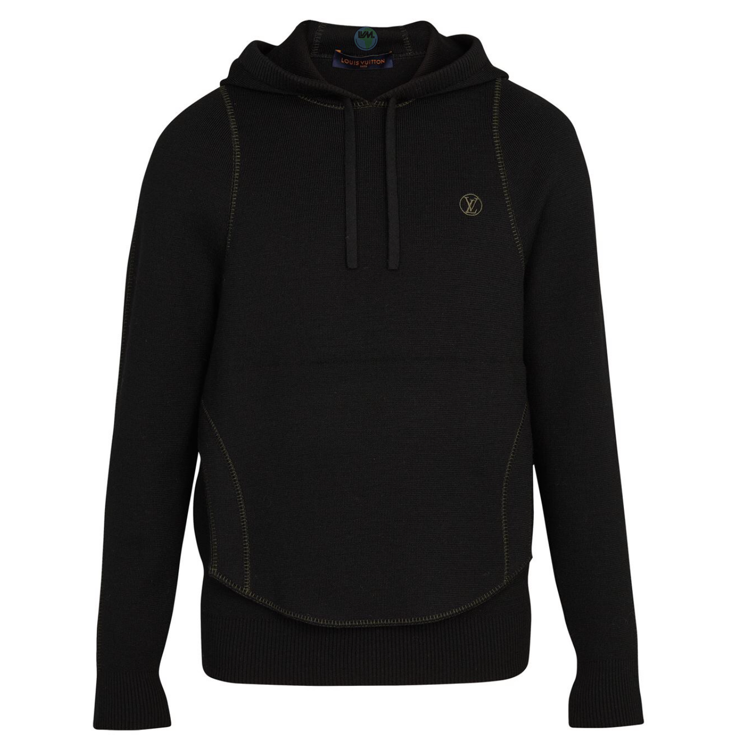 INSIDE OUT HOODIE - €1500 $20001A5CFCNOIR