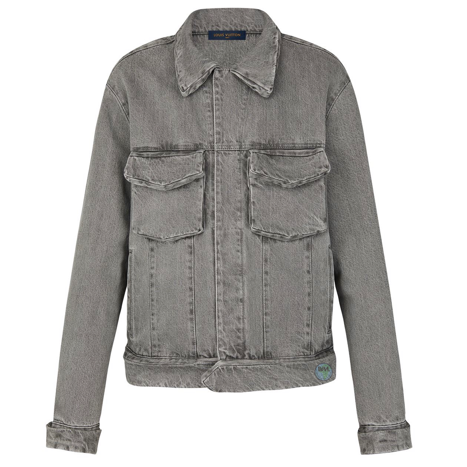 3DS DETAILS DENIM JACKET - €1500 $20001A5CGJGRIS