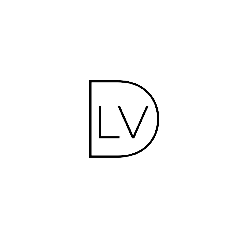 LV INITIALES 40MM - €435 $635m0162monogram logos blanc
