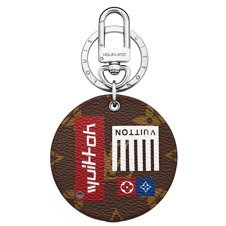 logos bag charm - €175 $260m68300monogram logos