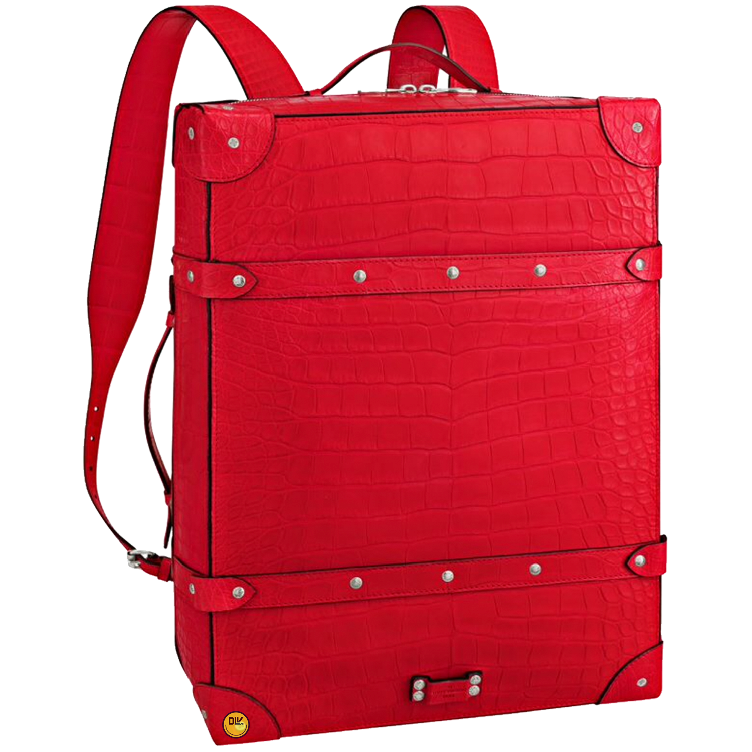 BACKPACK MM - €70,000 $104,000N96856croc rouge