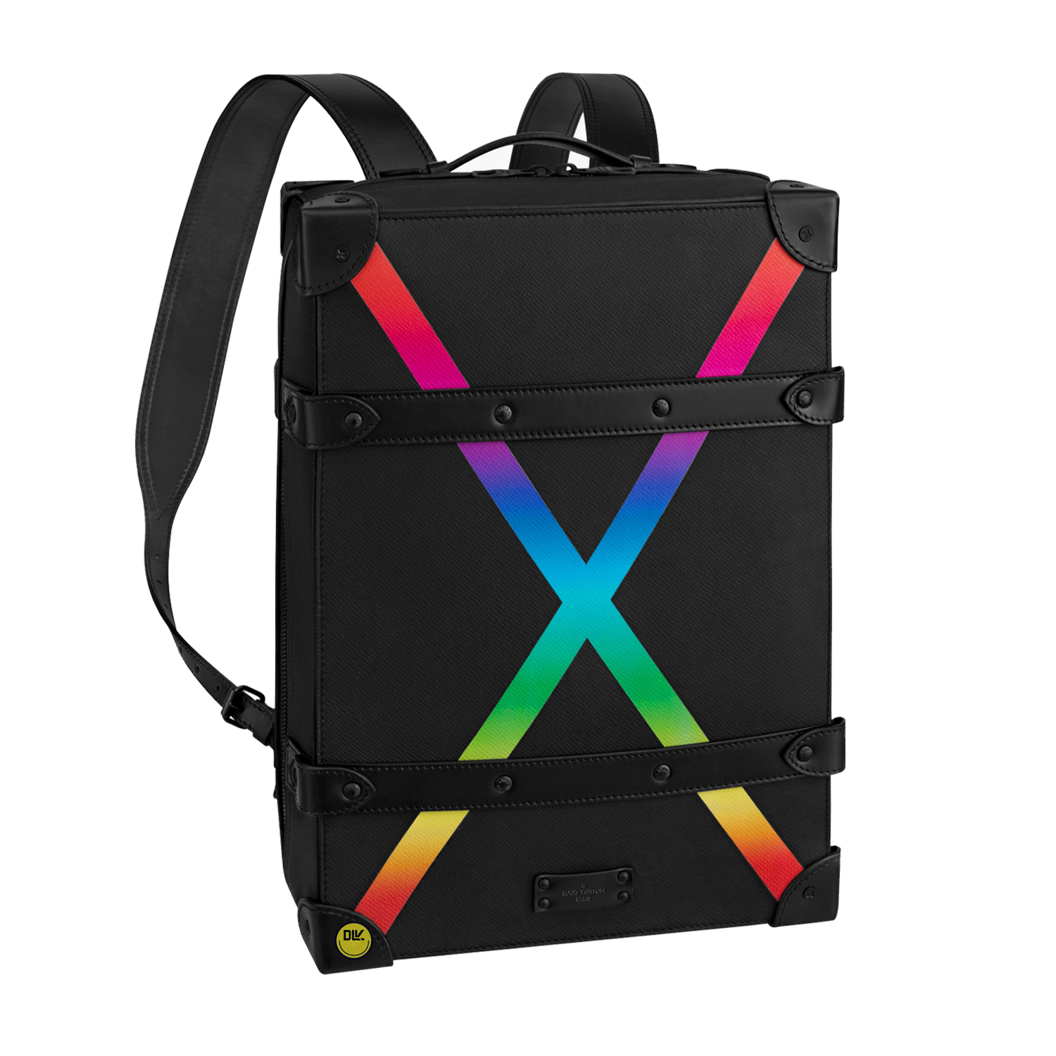 SOFT TRUNK BACKPACK PM - €3900 $5750M30337TAIGA RAINBOW