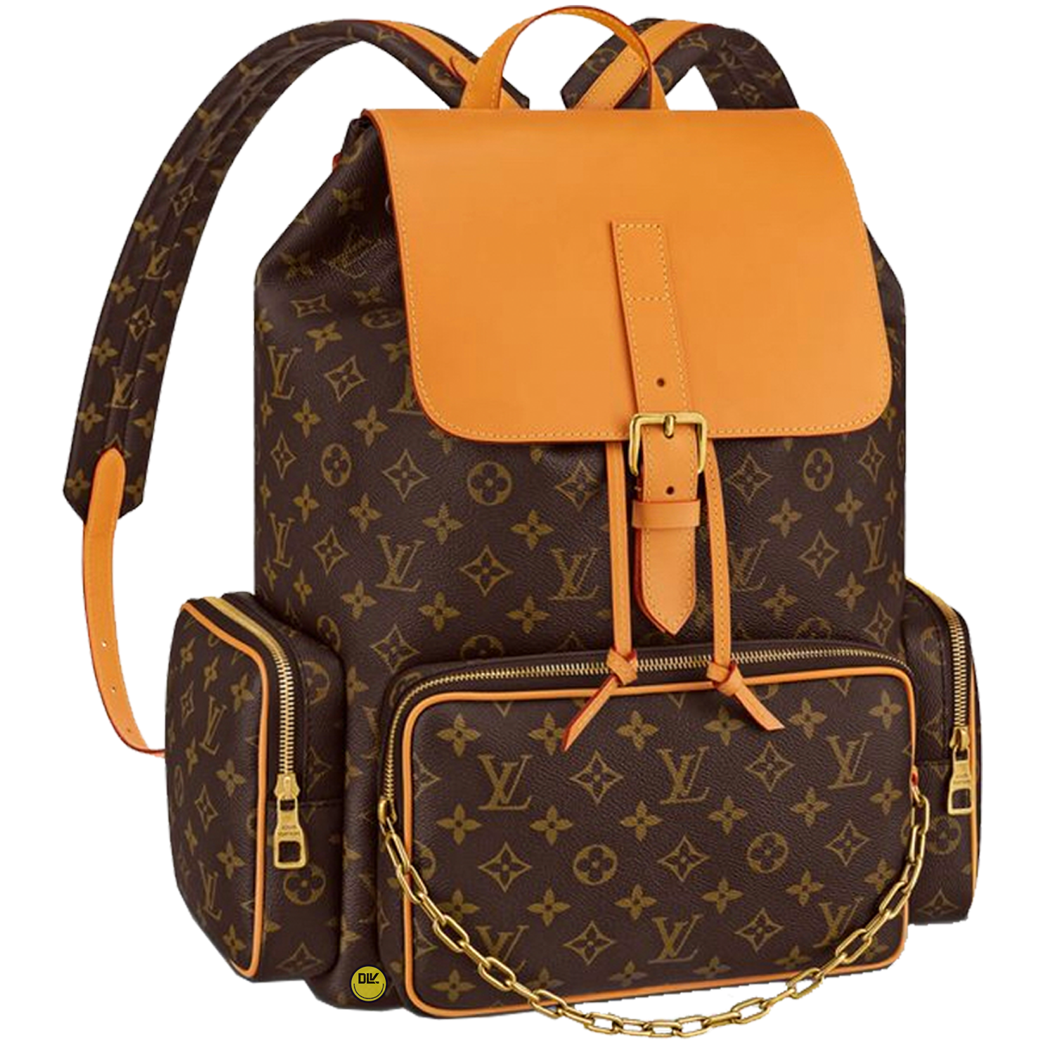 TRIO BACKPACK - €2600 $3150M44658MONOGRAM LEGACY