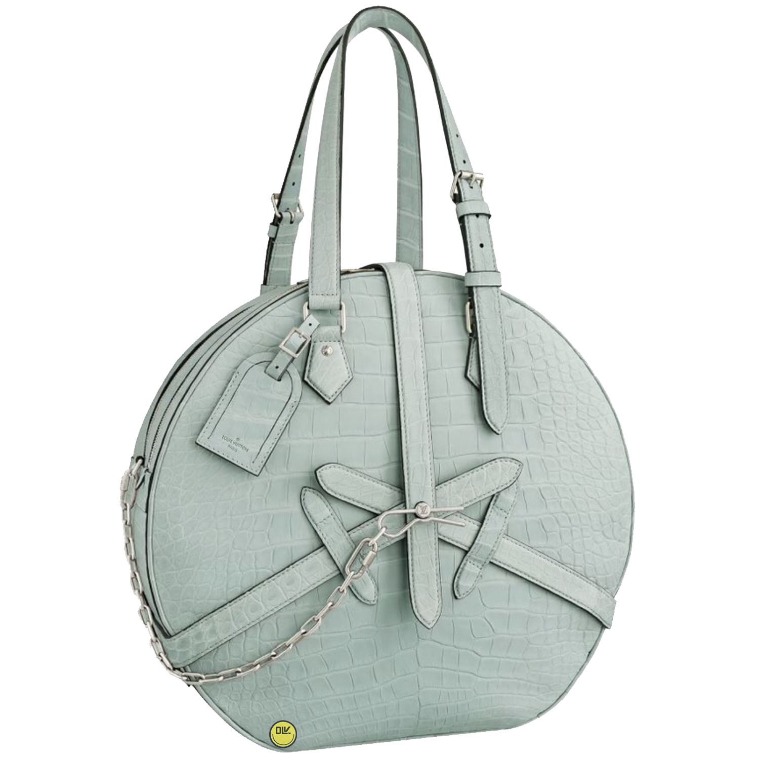 SOFT HAT TRUNK - €60,000 $89,000N96854croco gris