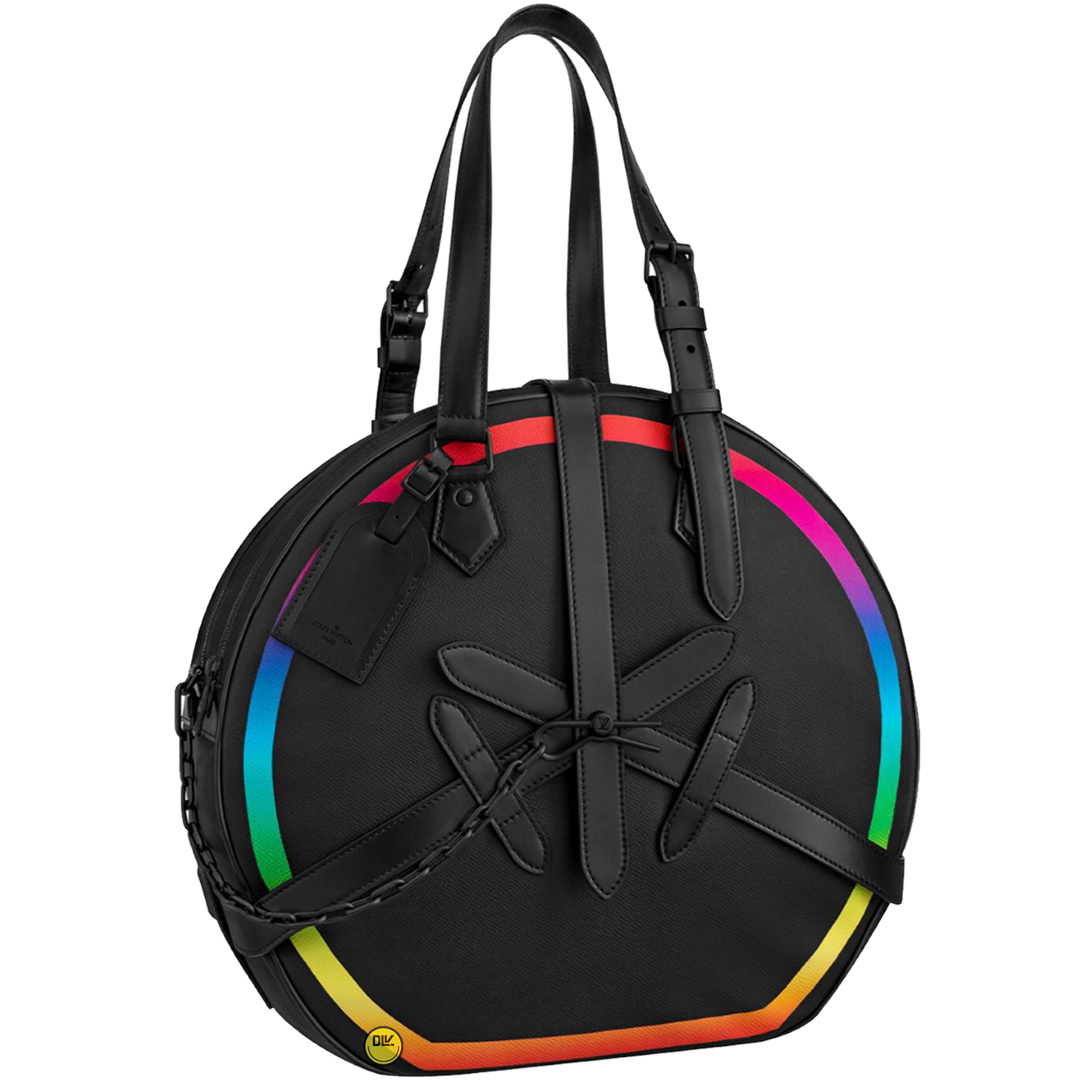 SOFT HAT TRUNK - €3900 $M30335TAIGA RAINBOW
