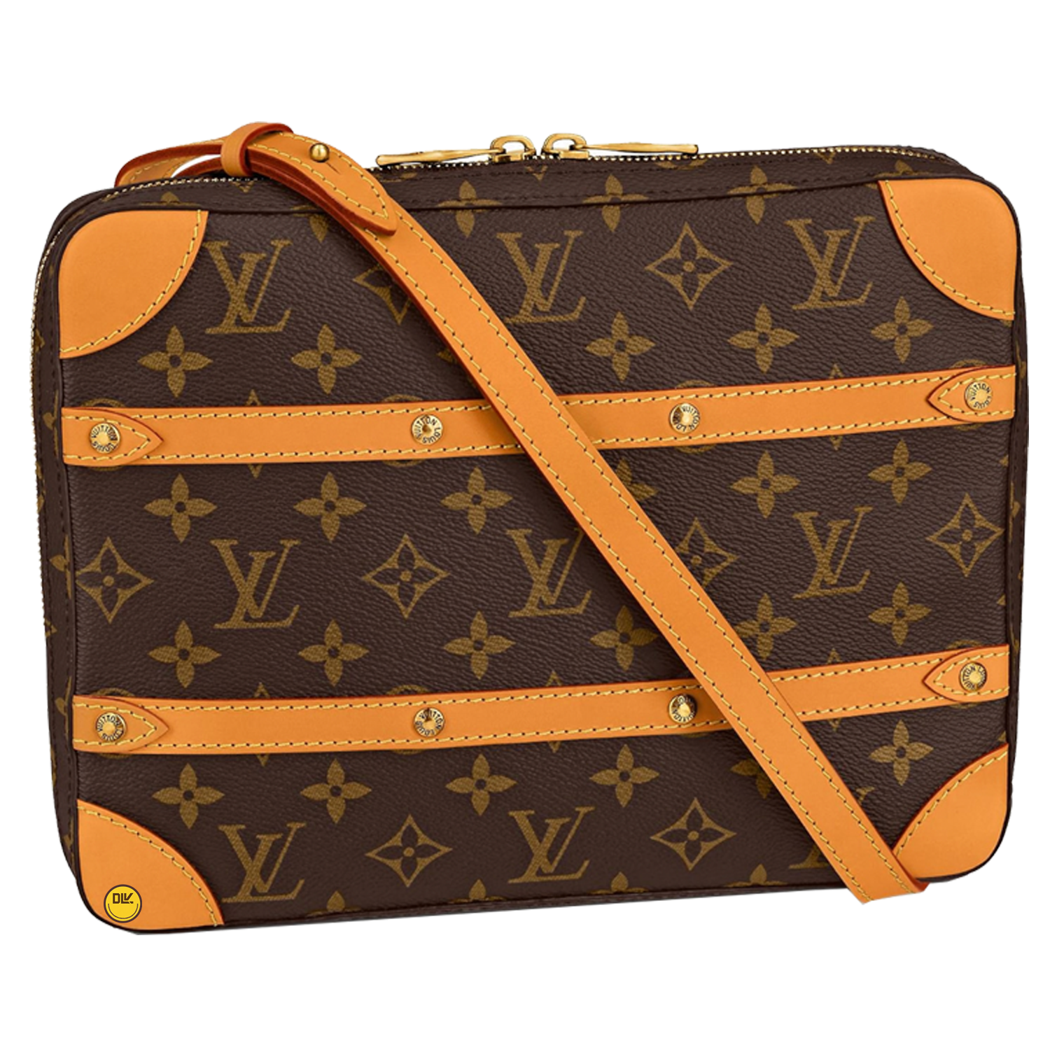 SOFT TRUNK MESSENGER pM - €1300 $1920M68494MONOGRAM LEGACY