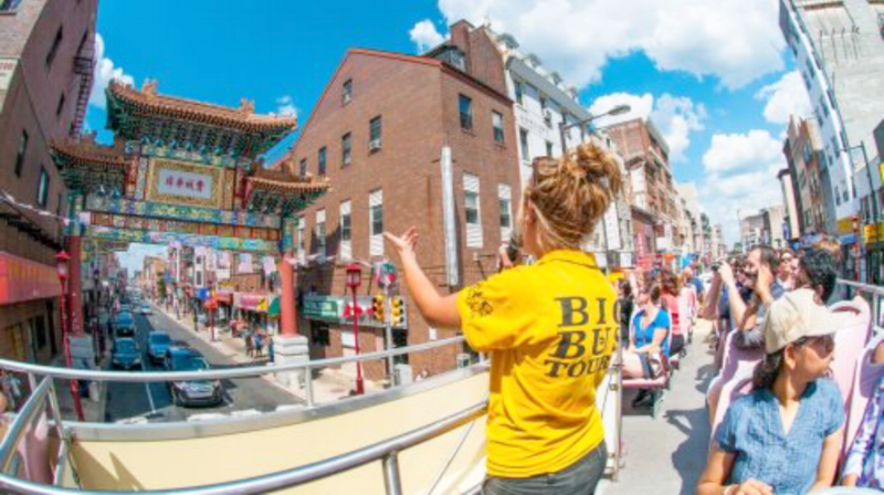 Open-top sightseeing tour will introduce you to all the city's must-see sights, with stops conveniently located at iconic landmarks and attractions. -