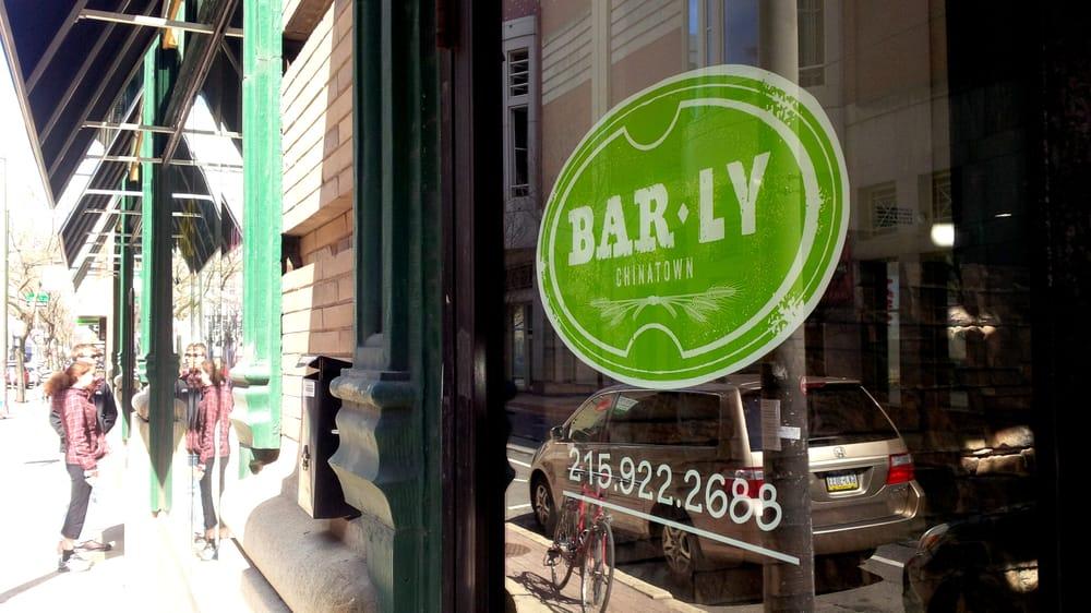 bar-ly -