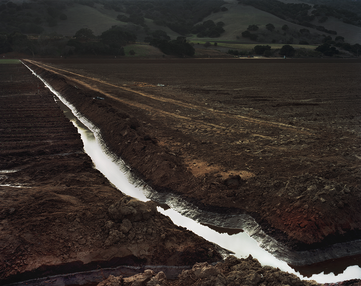 IRRIGATION, The River Road, Salinas Valley