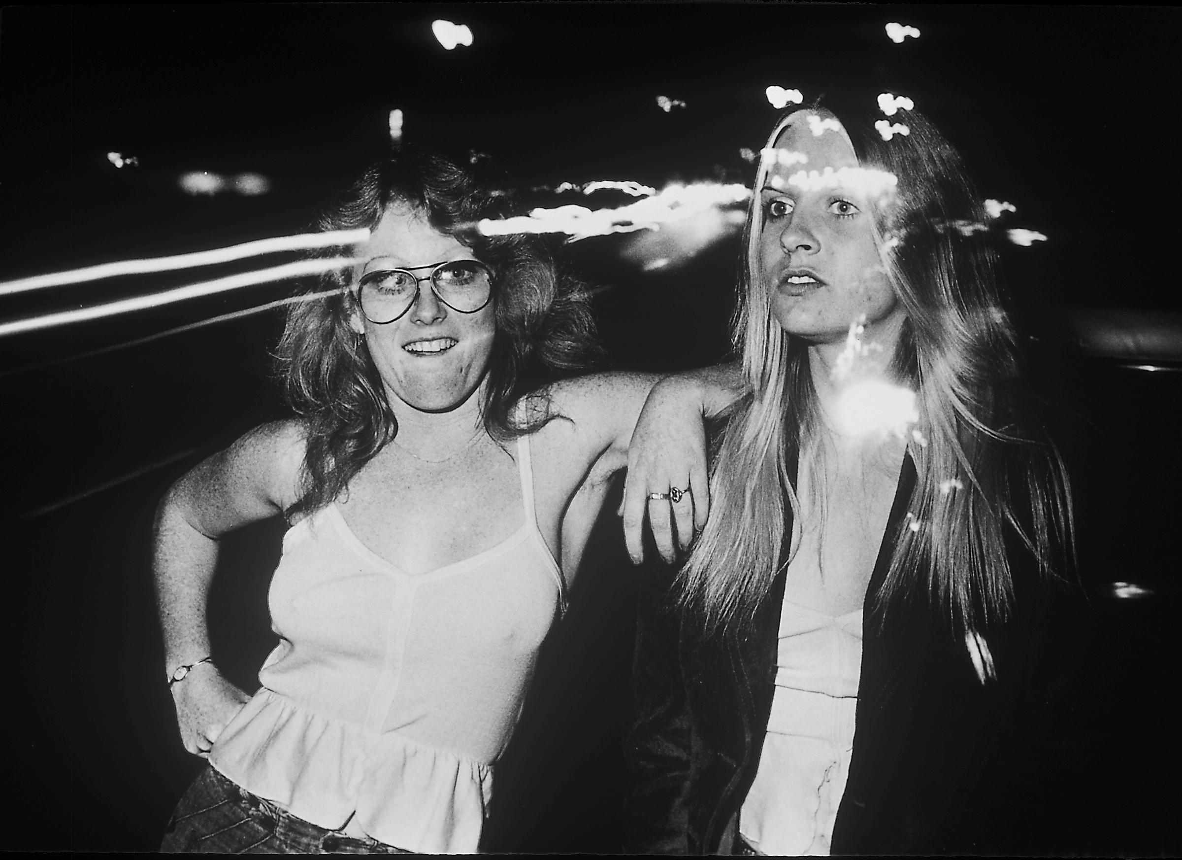 Stoned girls