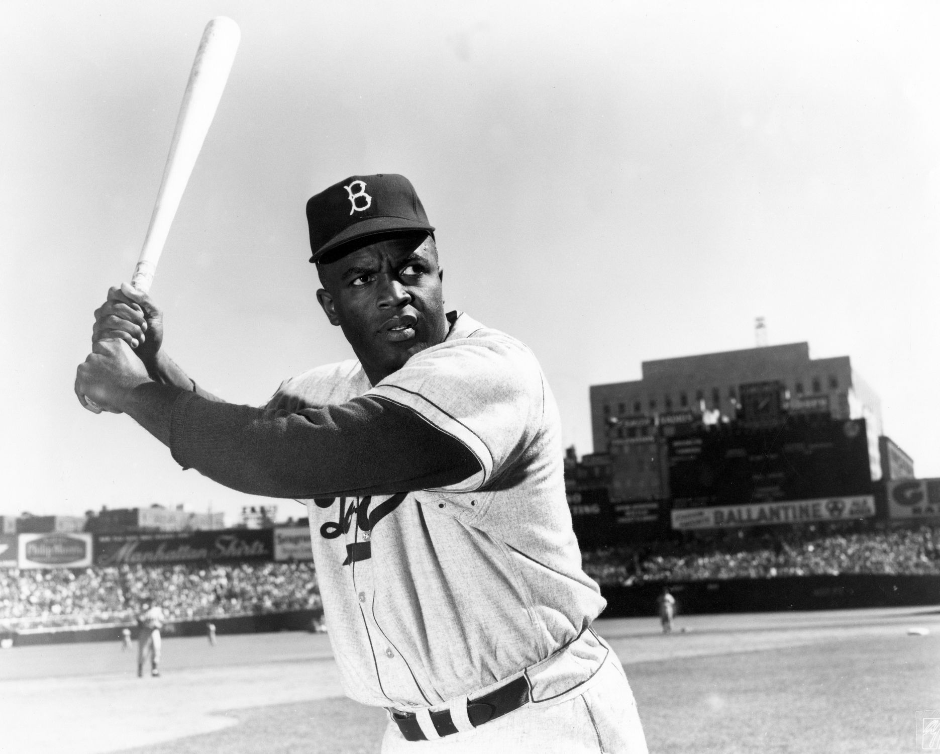 """""""Baseball was just a part of my life…"""" –Jackie Robinson"""