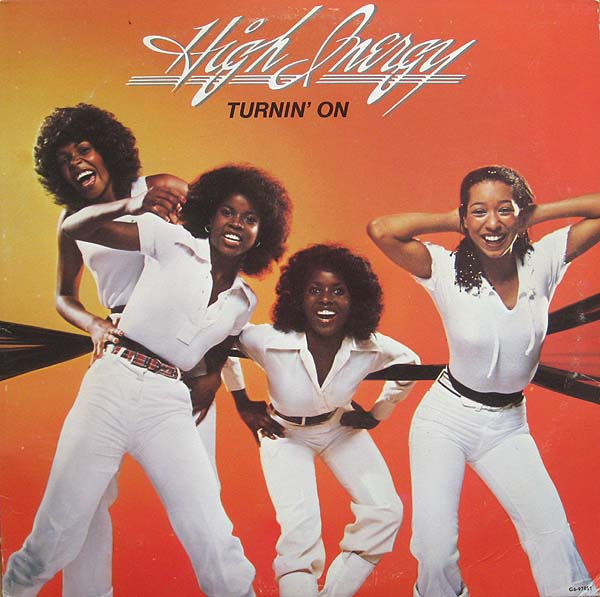 The original lineup on their debut album cover in 1977. (From left to right): Michelle, Barbara, Vernessa, & Linda