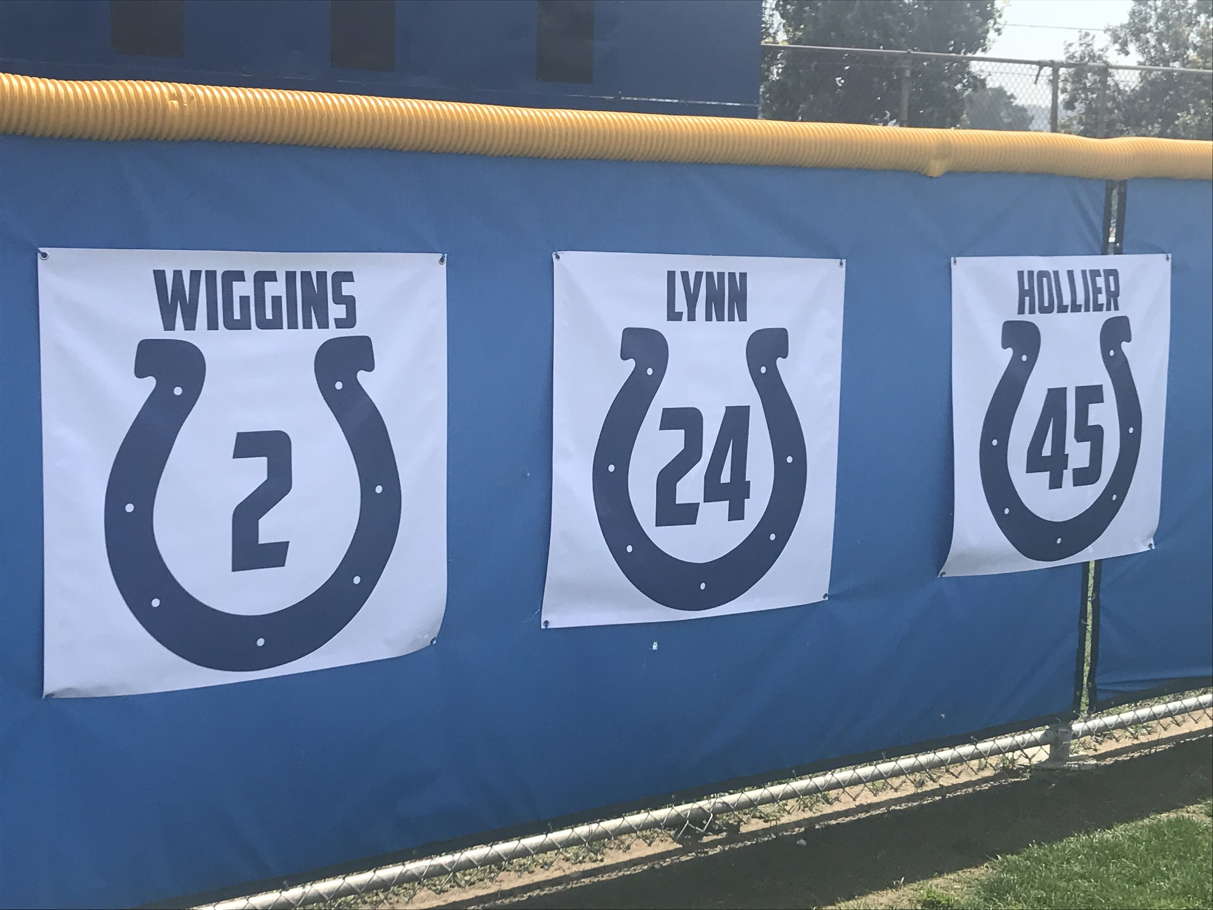 The legacies of Warren Hollier and Alan Wiggins will forever be enshrined together at John Muir HS