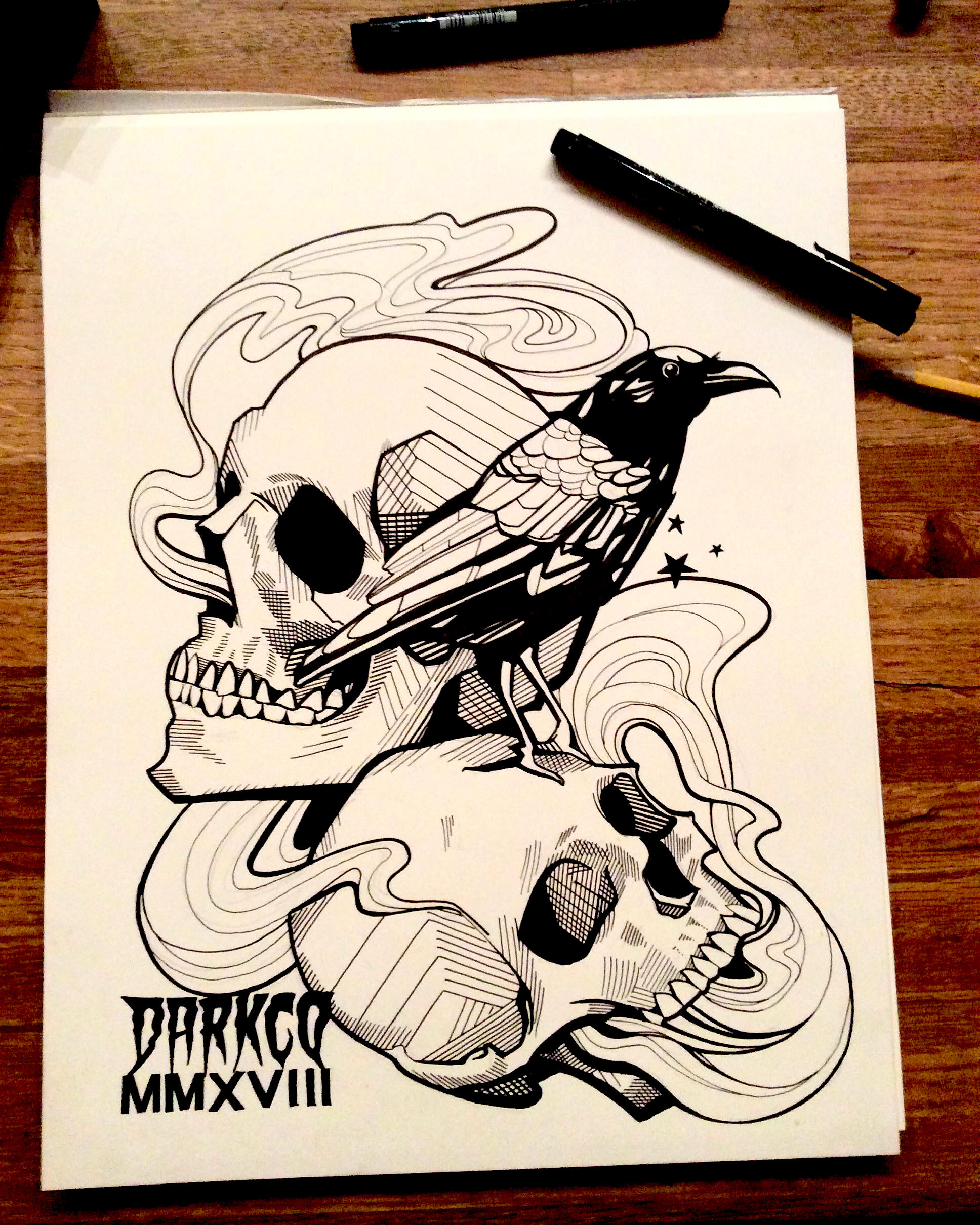 darkco bmx