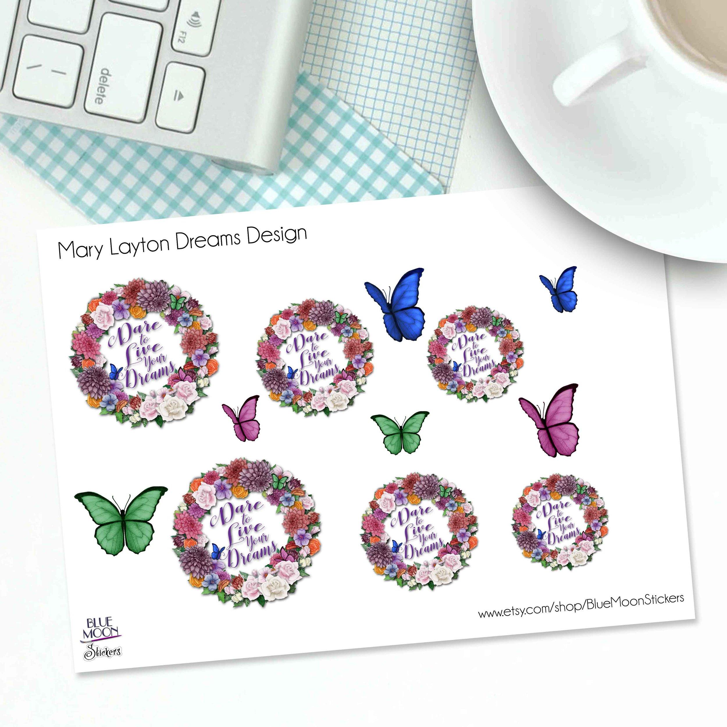 Art Stickers -