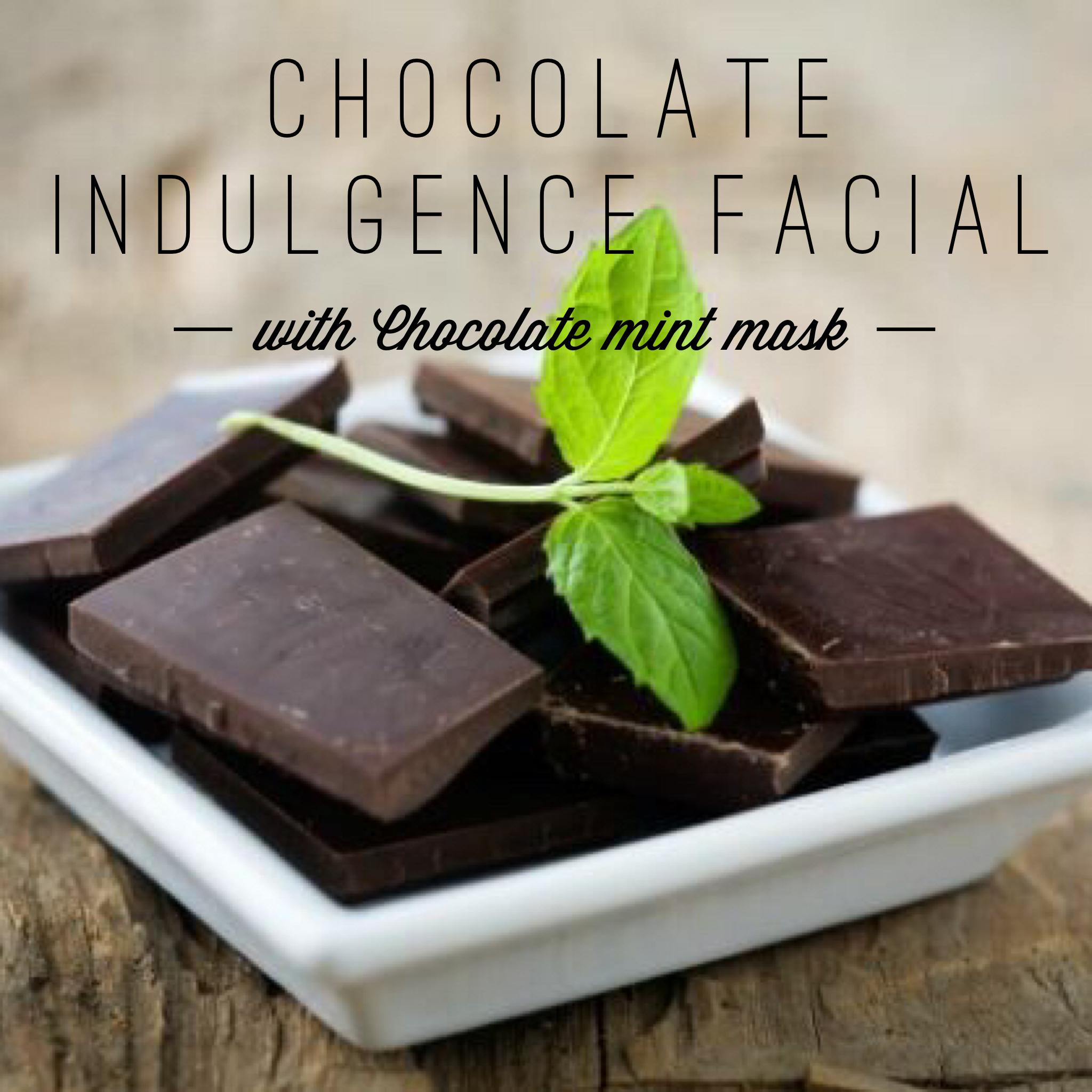 Chocolate Indulgence Facial