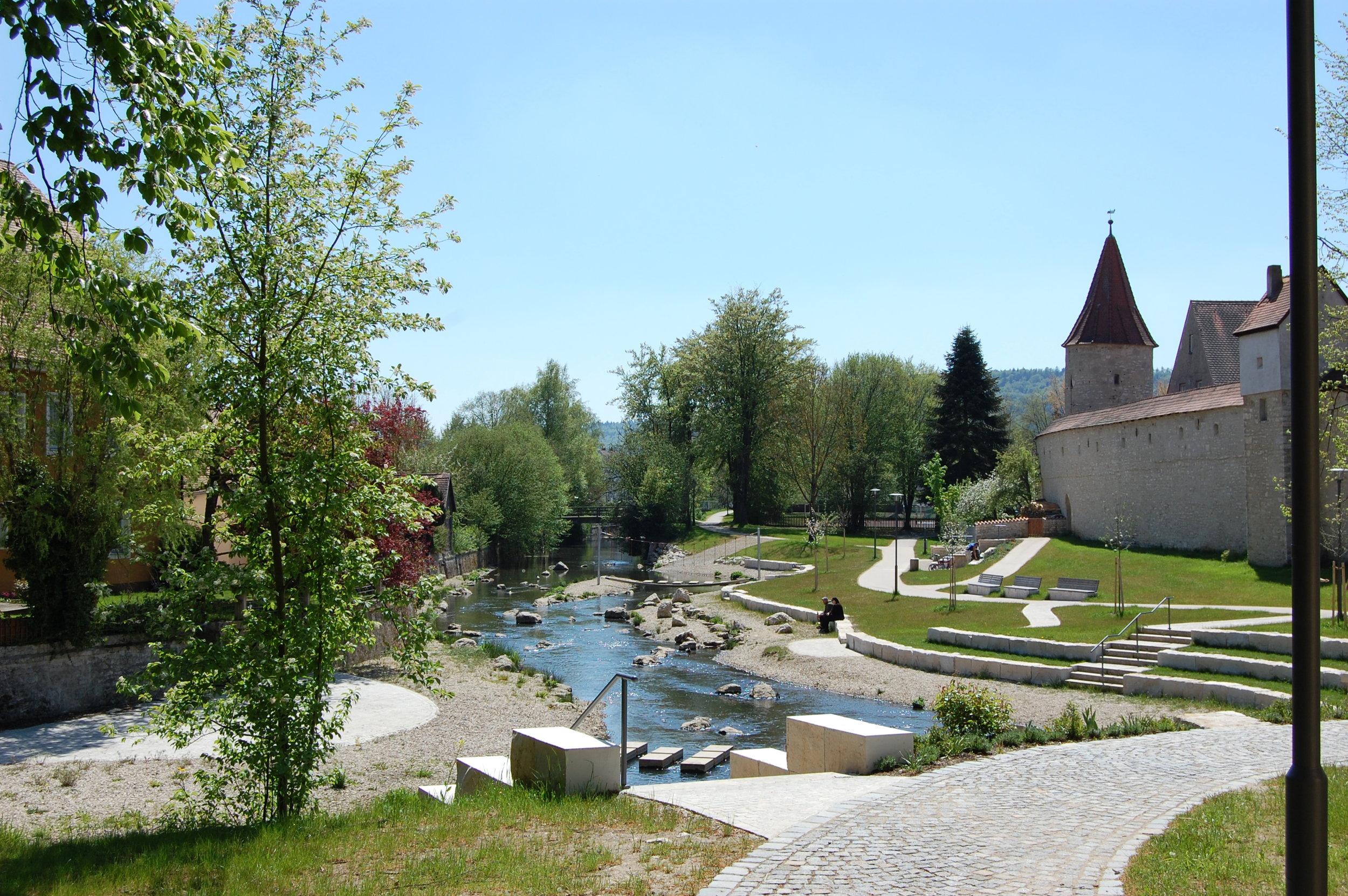 Toller Park und Wanderwege