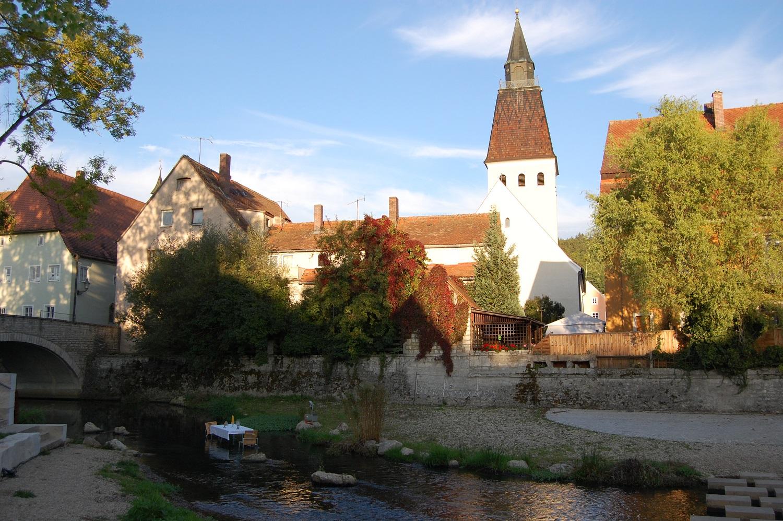 Ölbergandachten-St. Lorenz Kirche