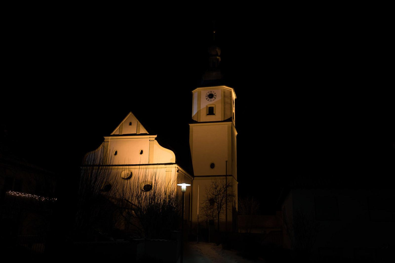 Waltersberg, Kirche St.Leonhard
