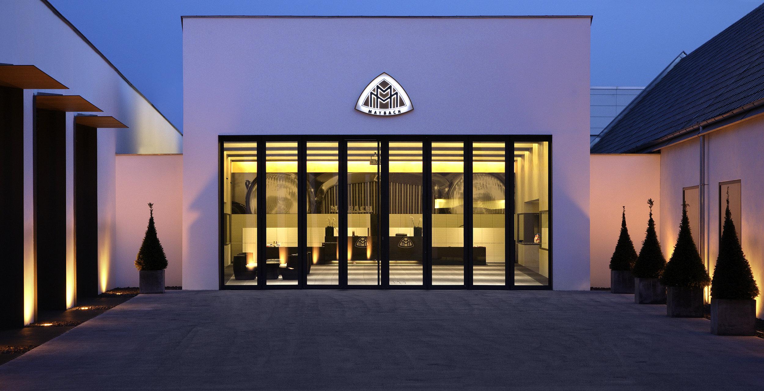 Maybach Museum