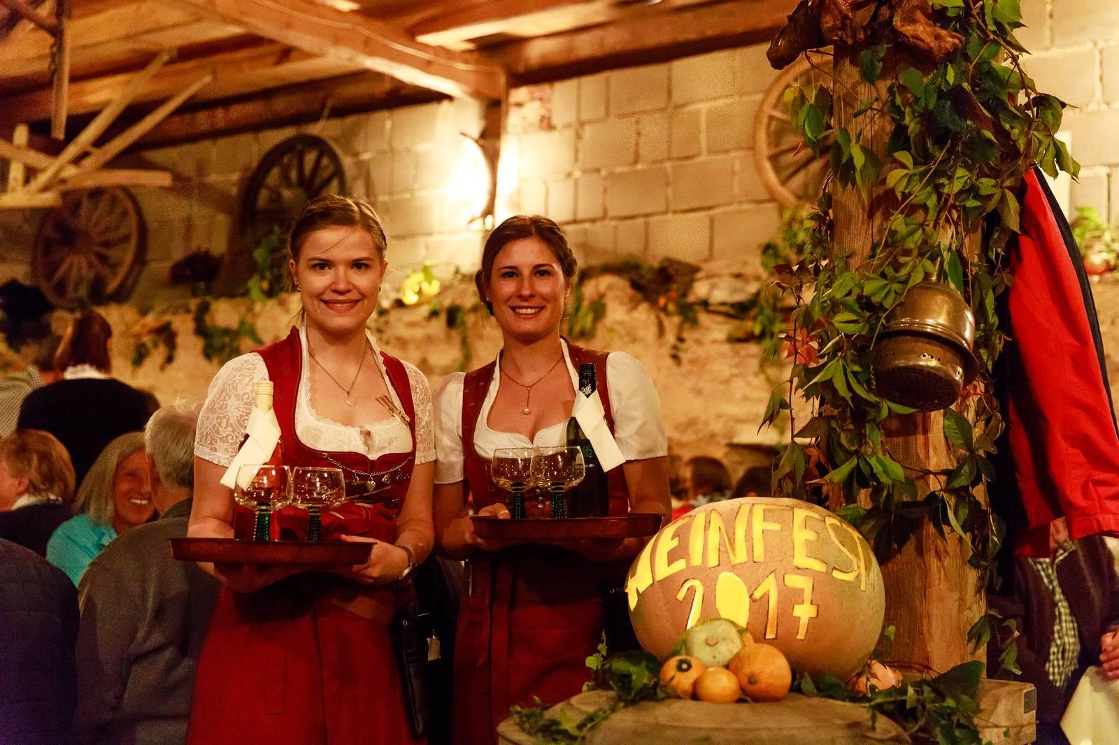 Mittersthaler Weinfest